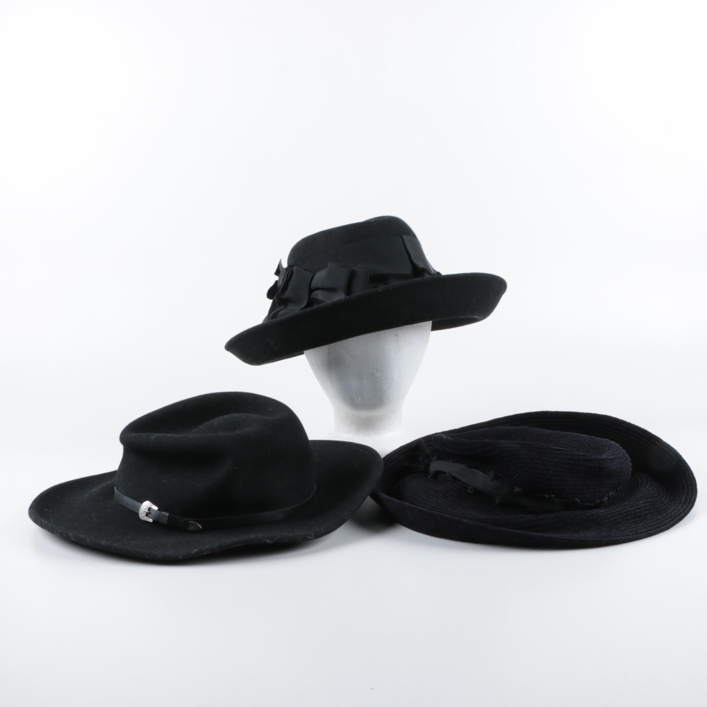 Women's Hats Including Annabel Ingall