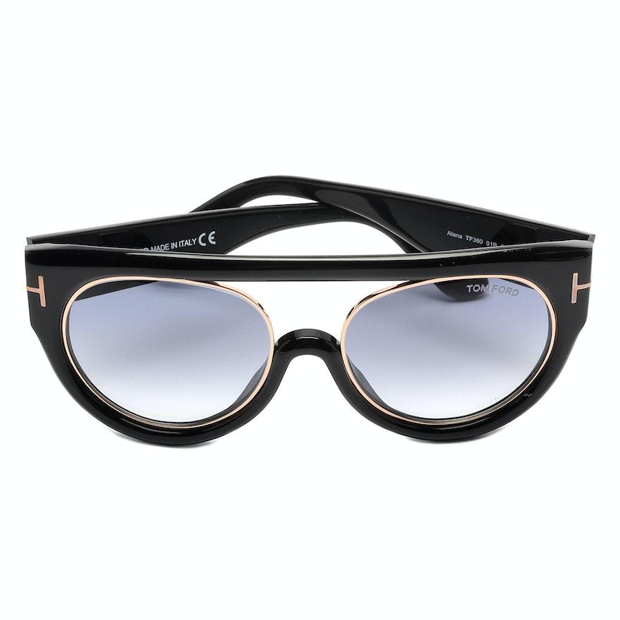 45504391f08b Tom Ford Alana Sunglasses   EBTH
