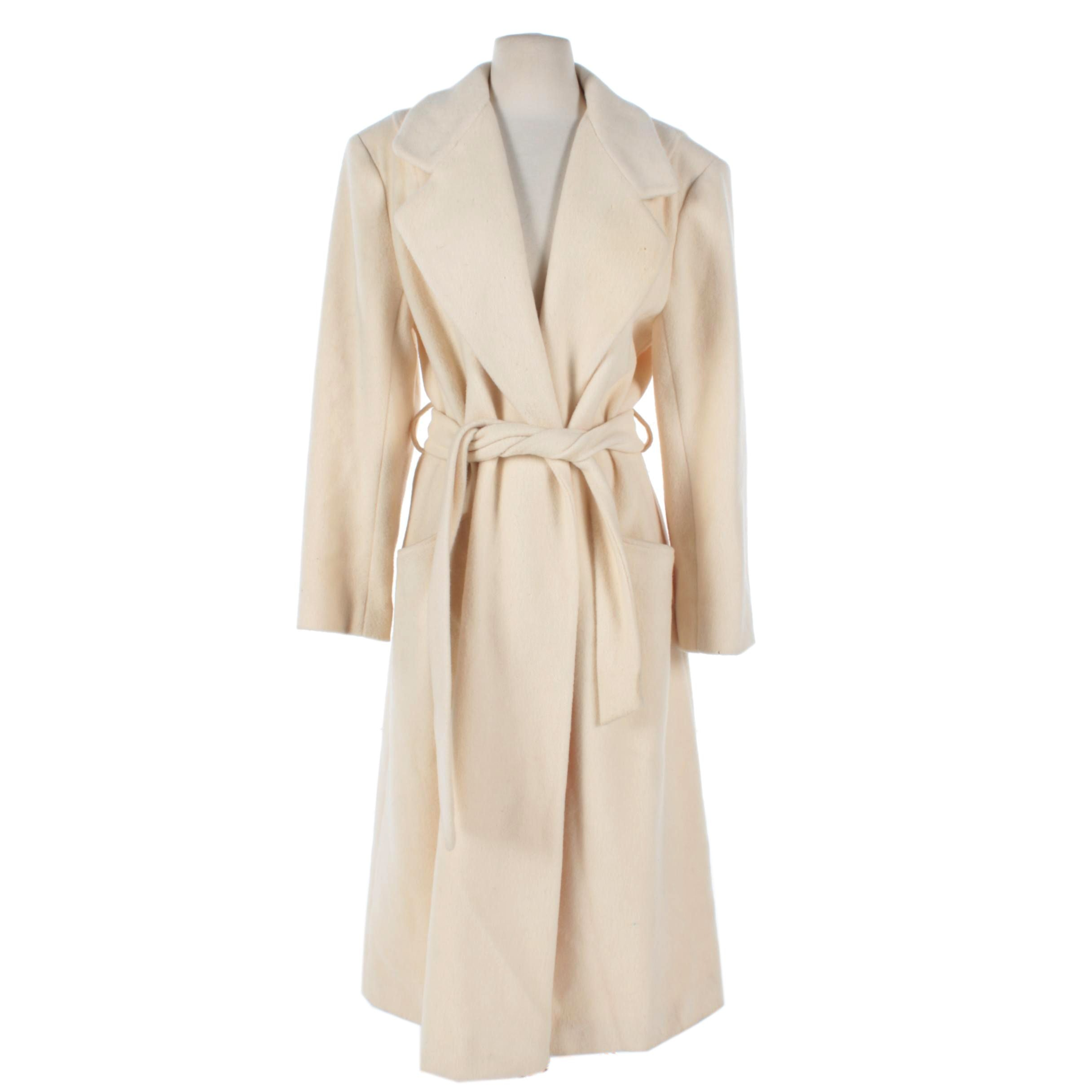 Women's Vintage Youthcraft Wool Blend Coat