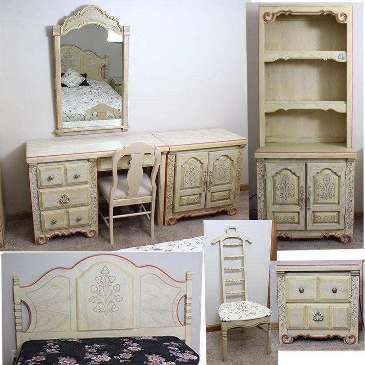 Bedroom Furniture Suite