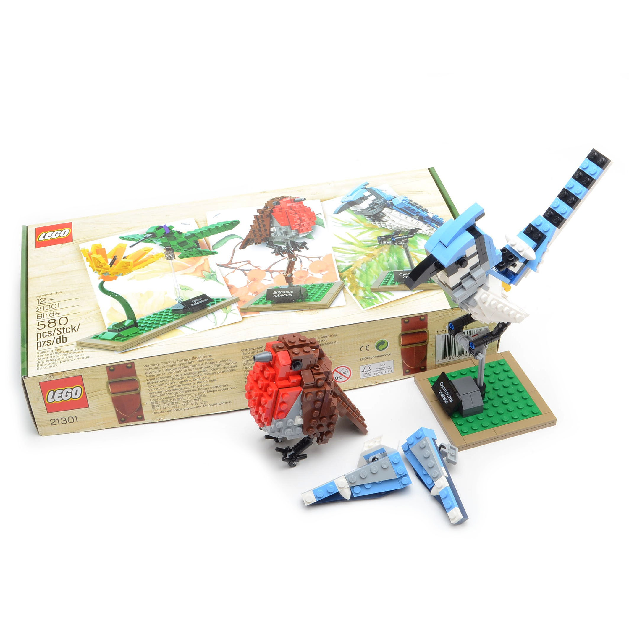 "Lego ""Birds"" Set"