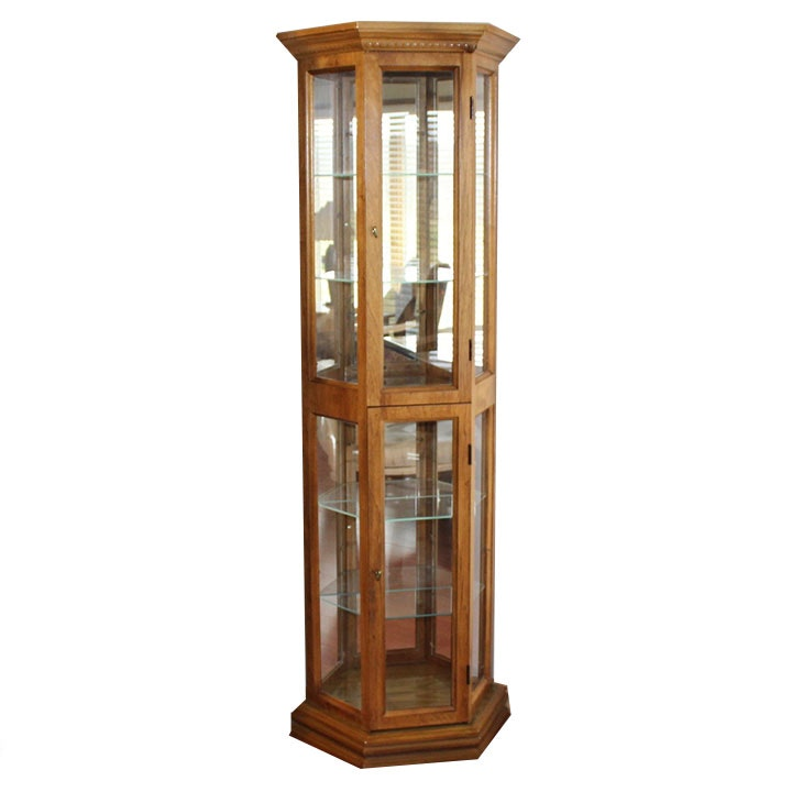Glass Front Display Case