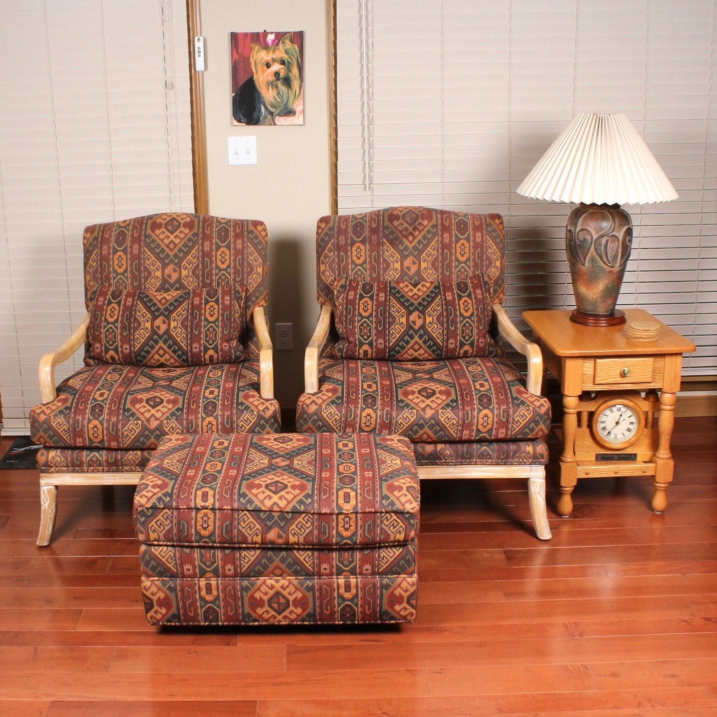 Century Furniture Upholstered Armchairs