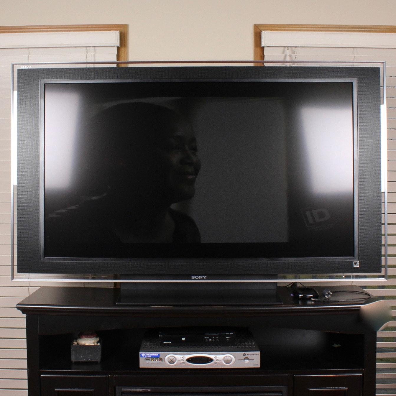 Sony KDL-52XBR4 Television