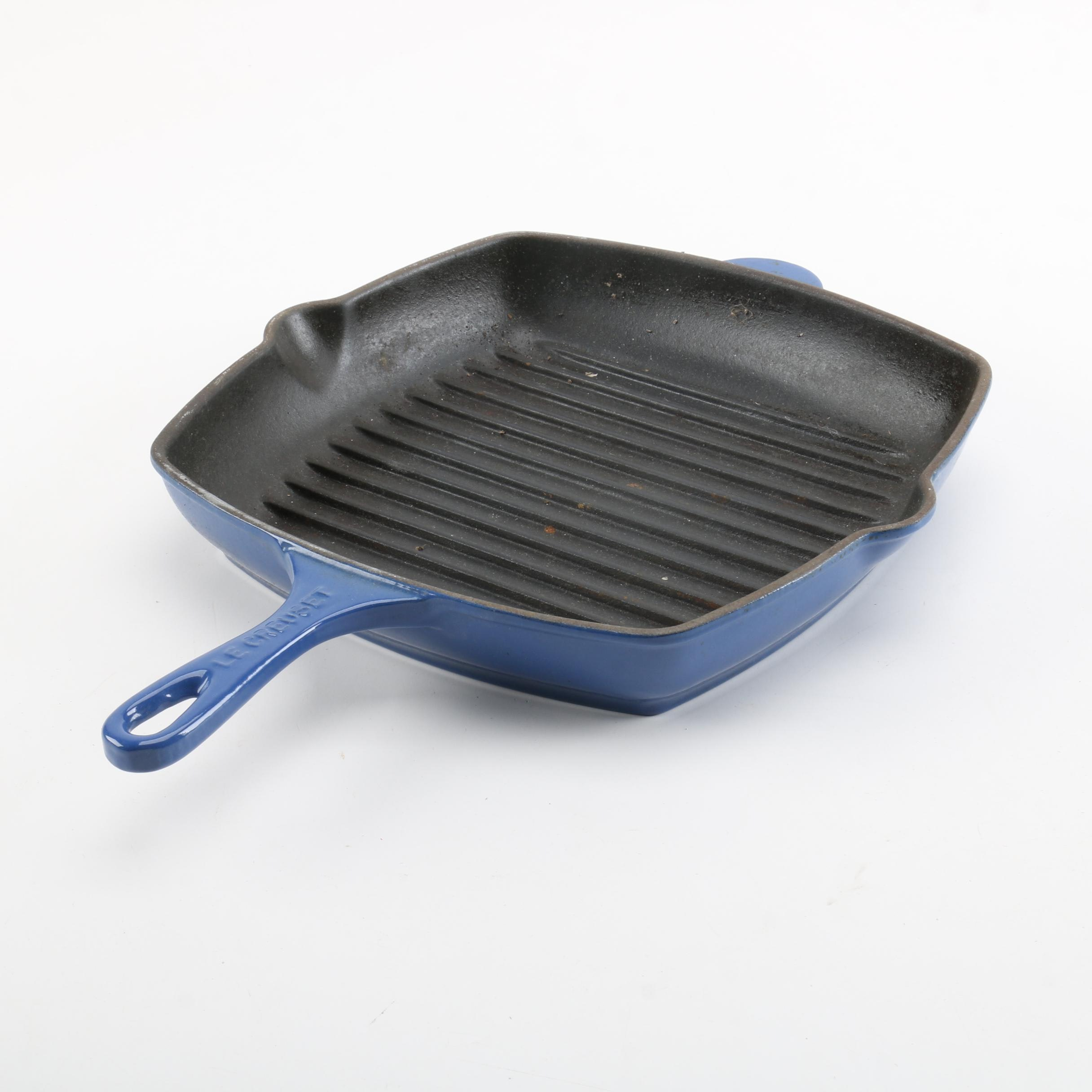 Le Creuset Grill Skillet