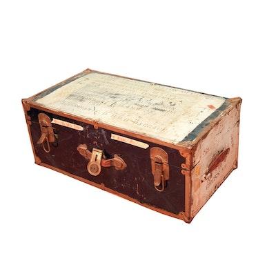 vintage hand grenade box ebth. Black Bedroom Furniture Sets. Home Design Ideas