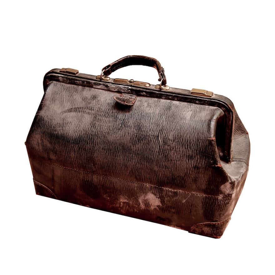 Vintage Doctor S Bag