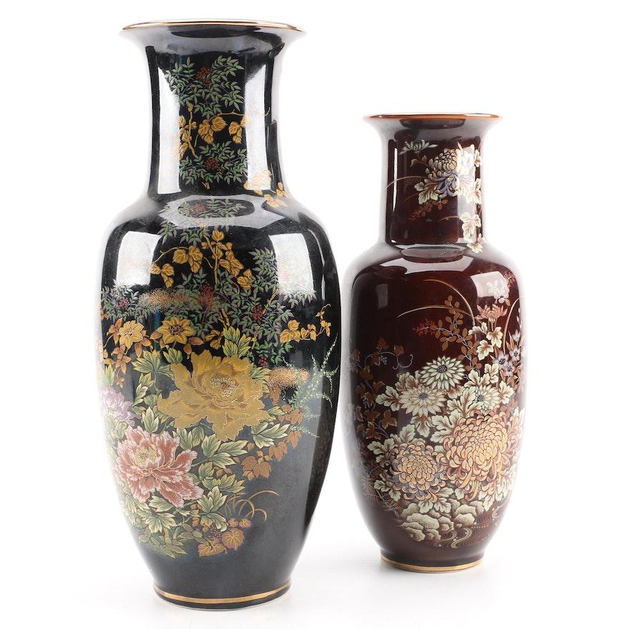 Japanese Porcelain Vases Ebth