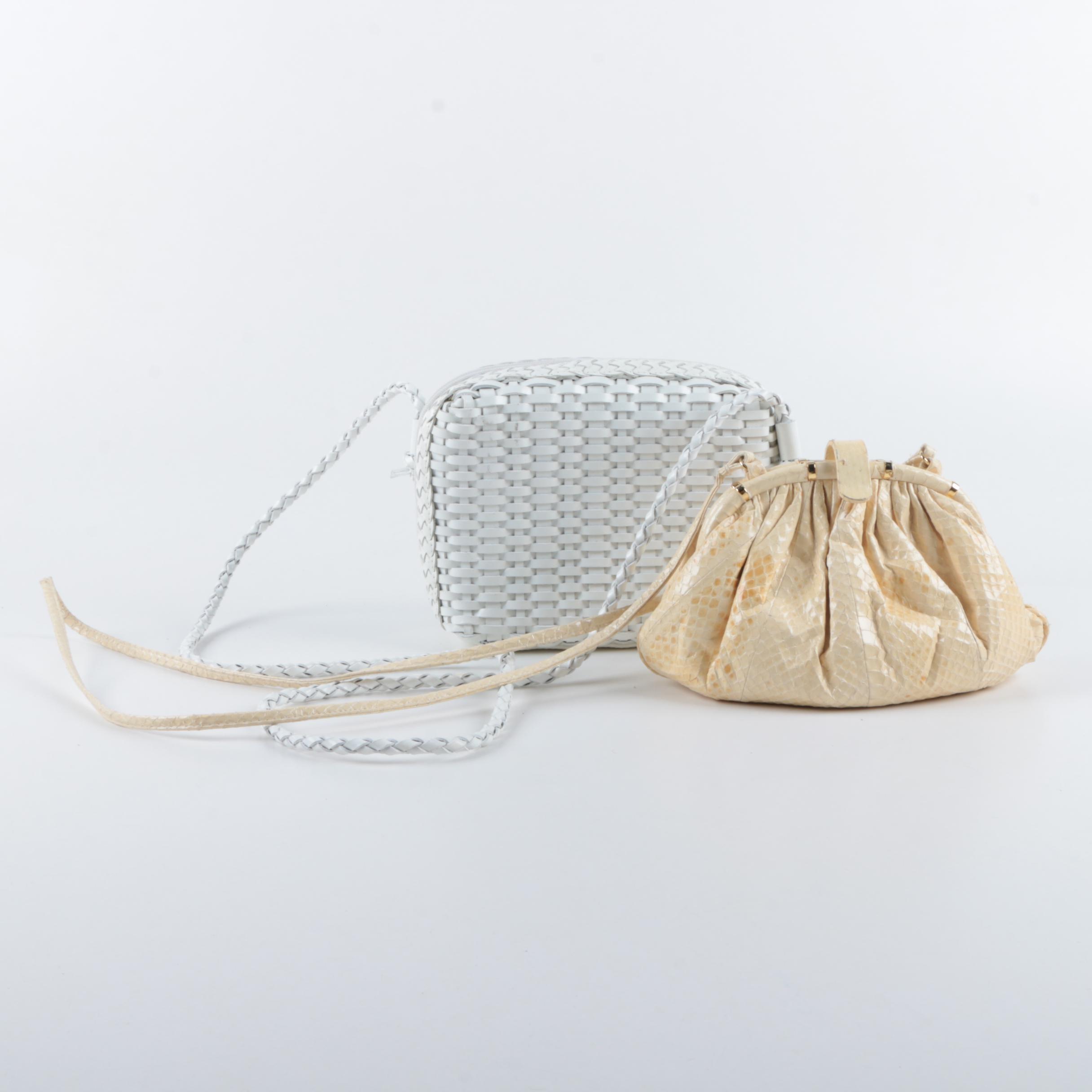 Small Leather Crossbody Handbags