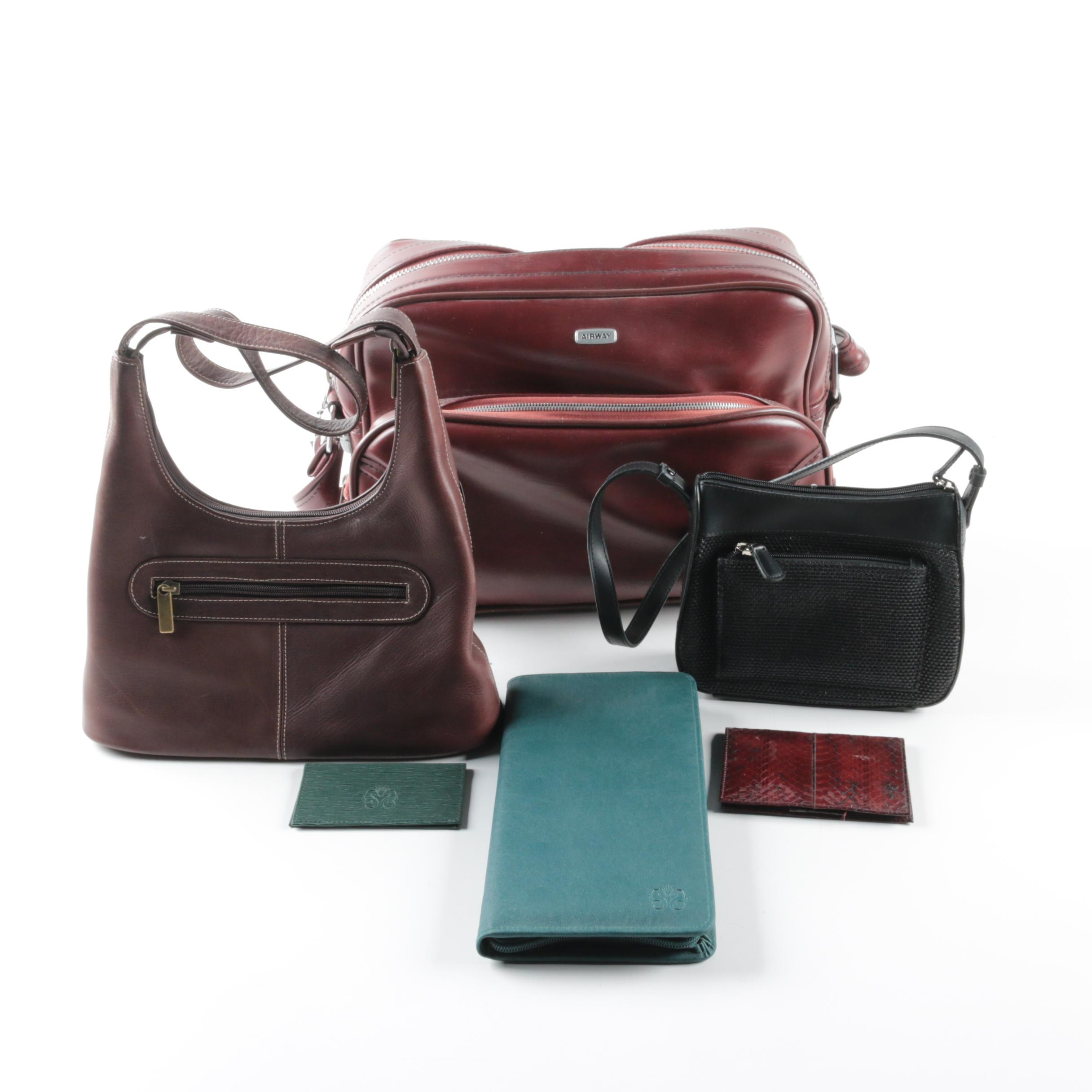 Top Handle Bags and Accessories