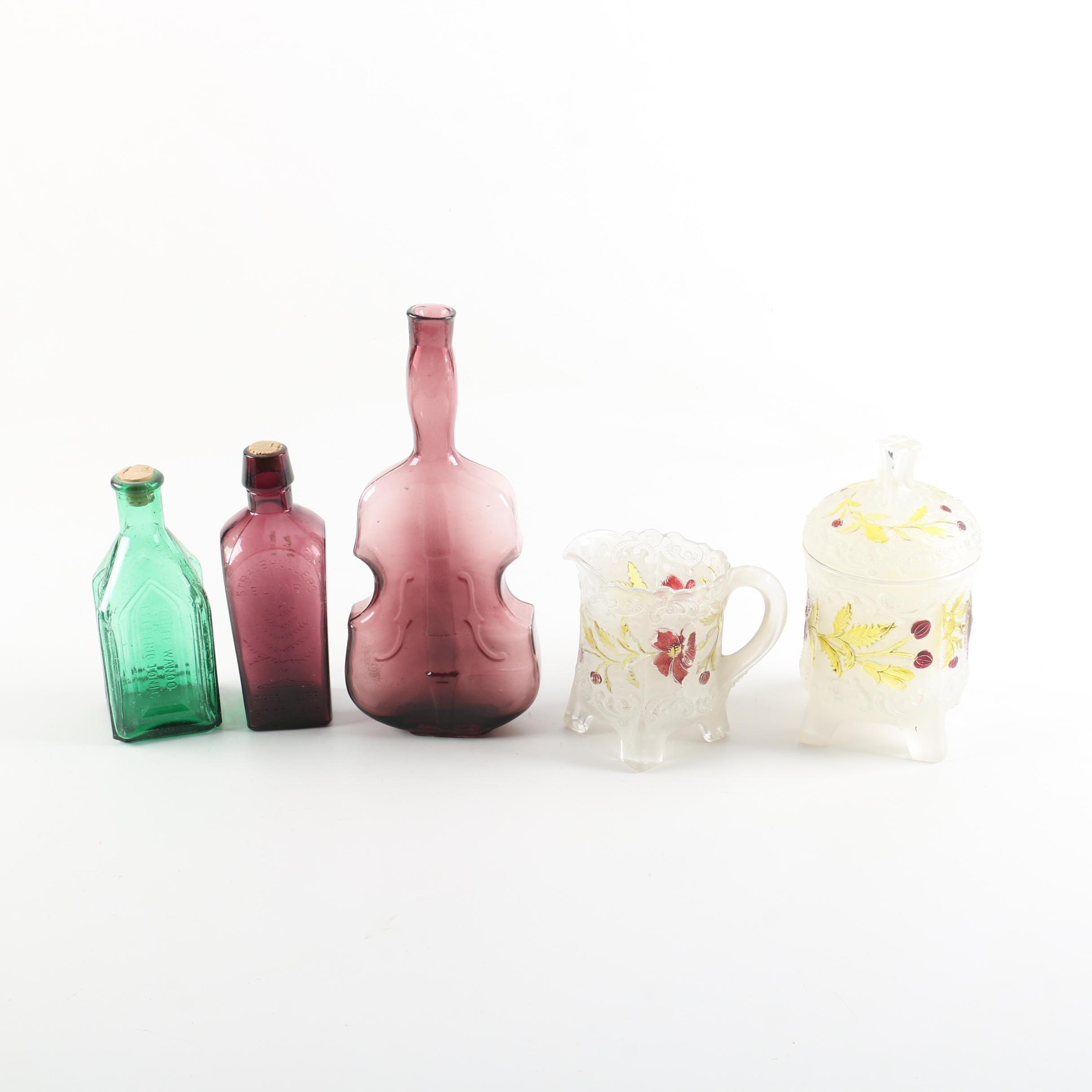 Glass Bottles and Containers