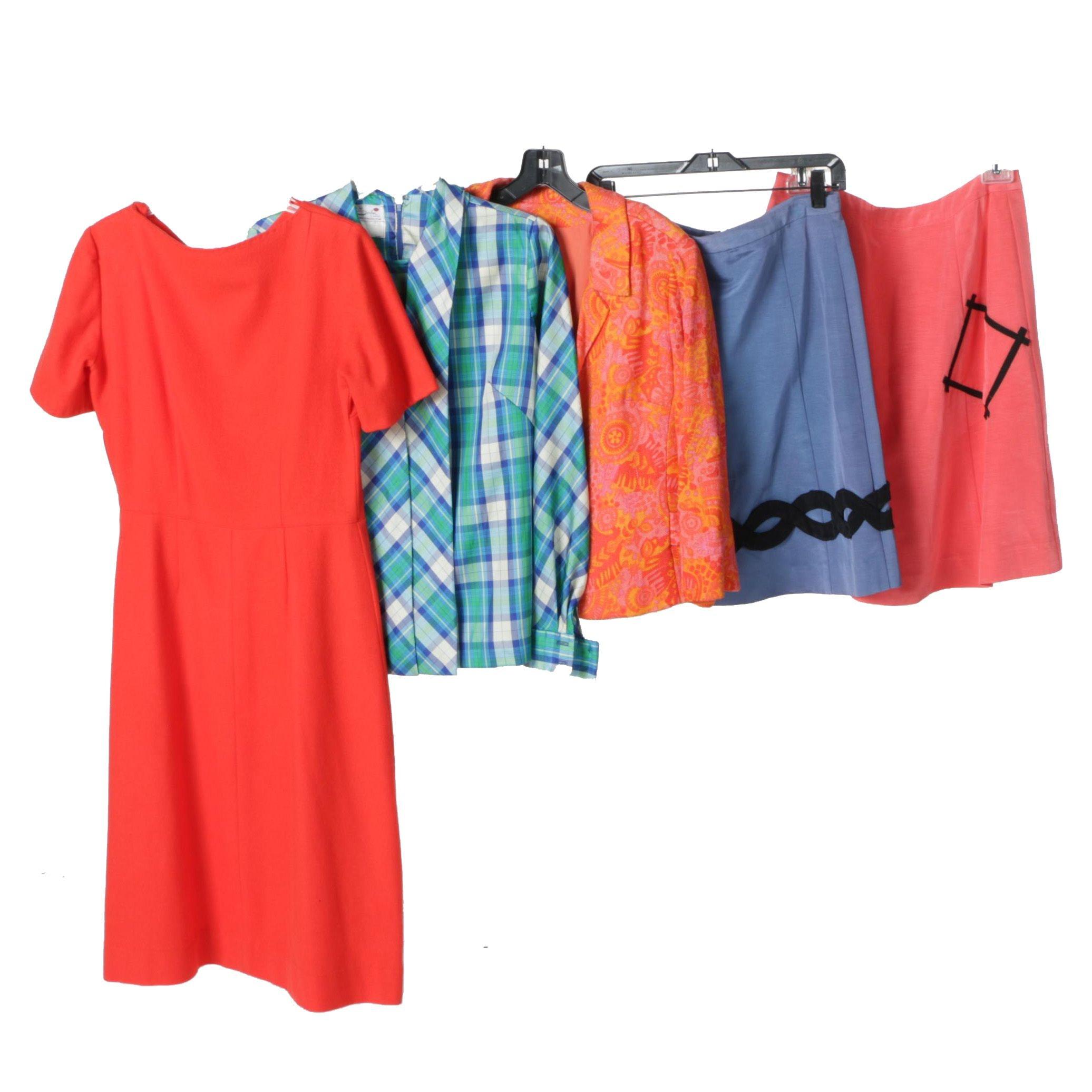 Women's Vintage Clothing Including Josephine Sasso New York
