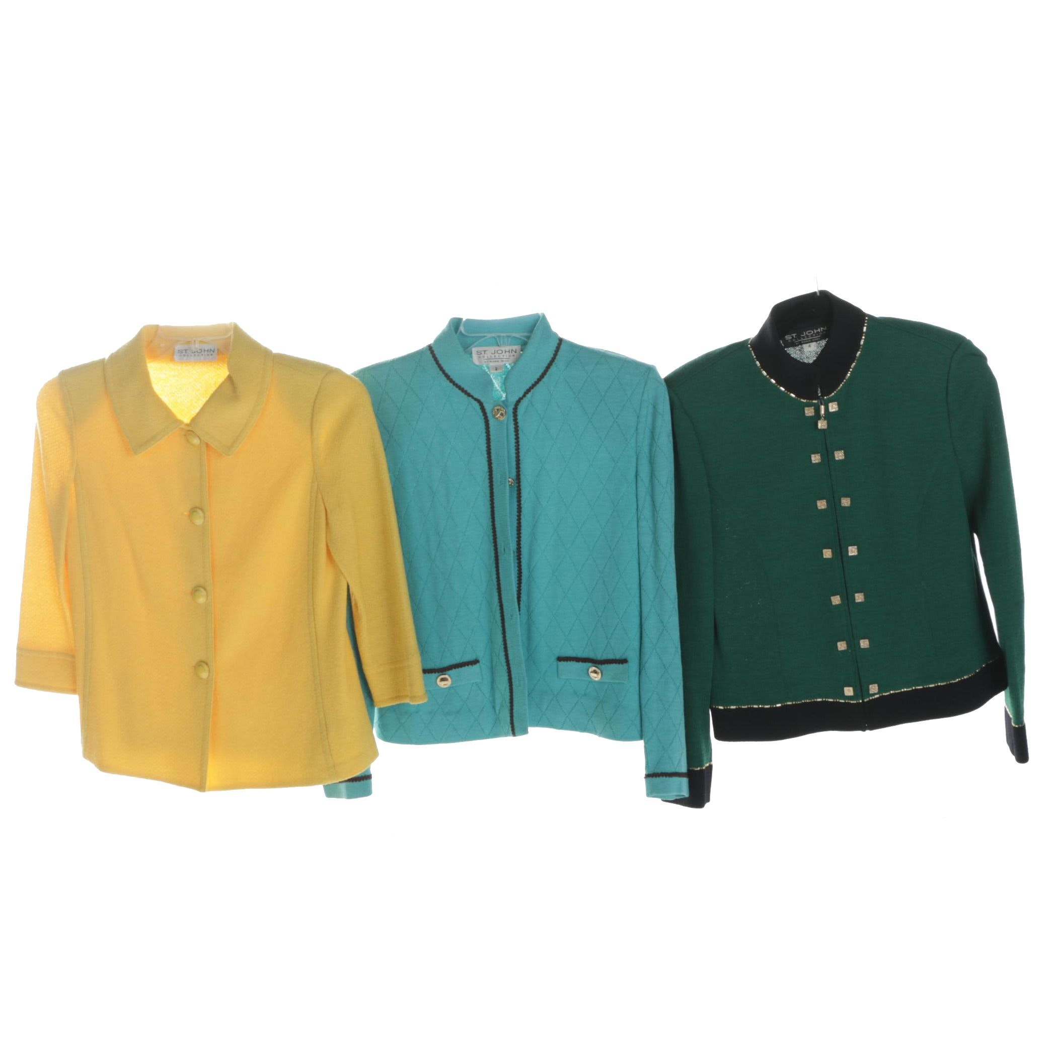 Women's St. John Collection Blazers