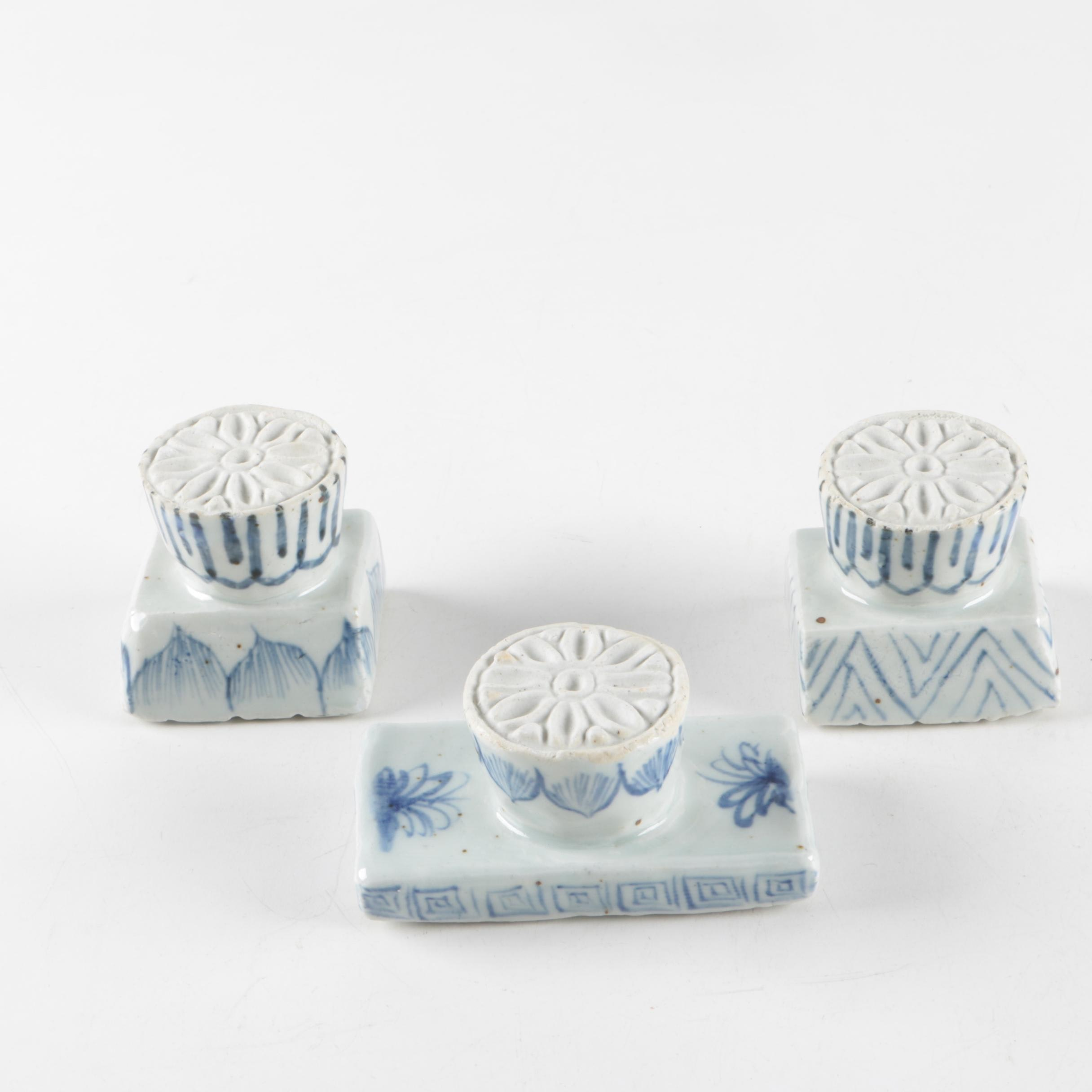 Chinese Ceramic Stamps