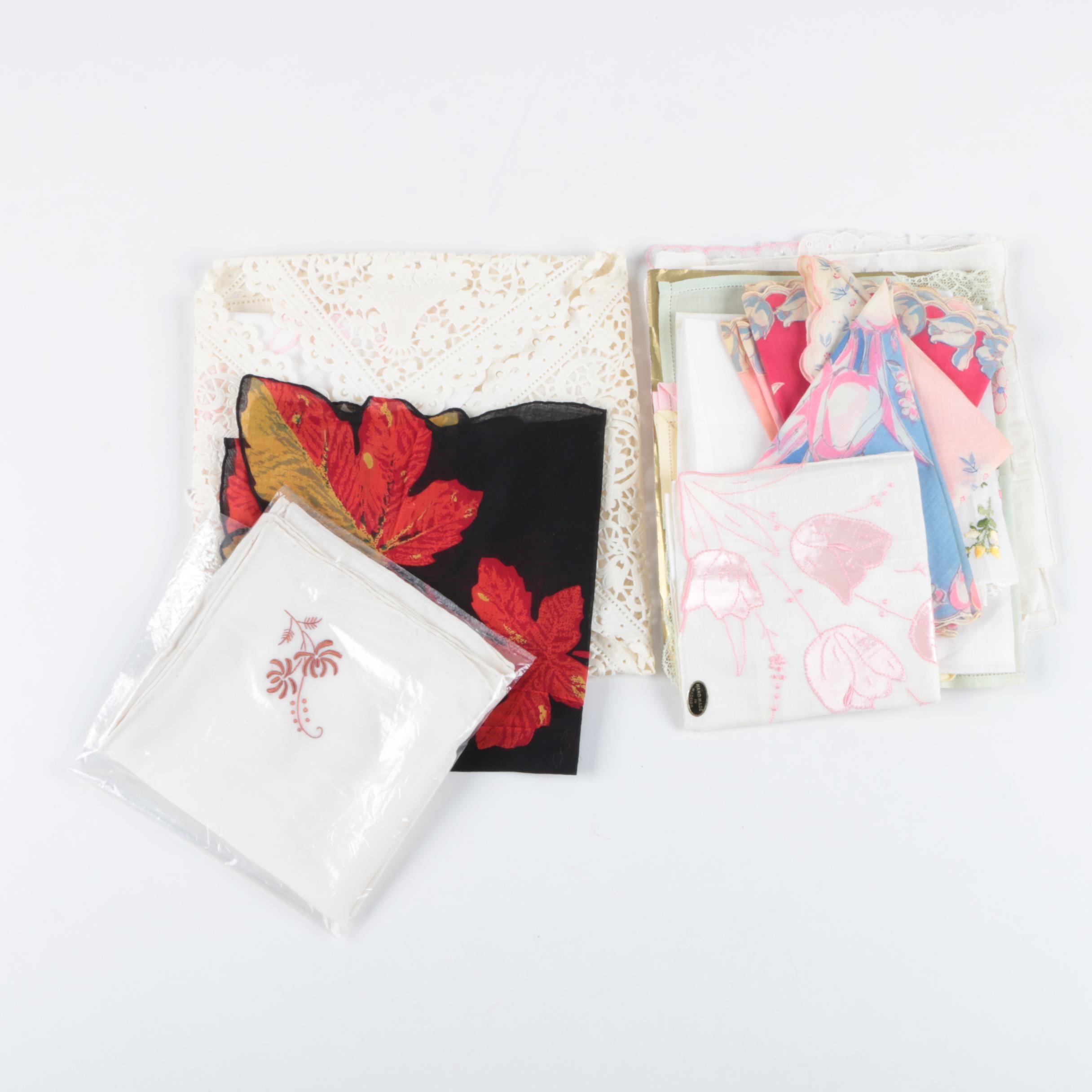 Handkerchief Assortment