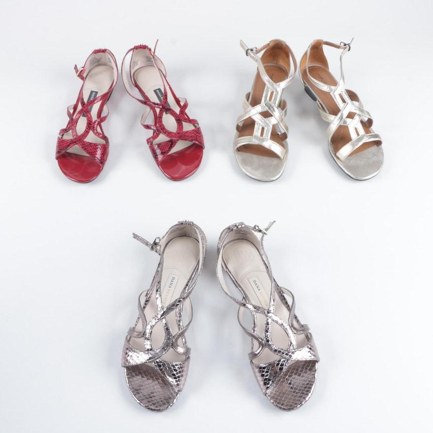 4478c0843 Women s Dana Buchman and Natural Soul Sandals   EBTH
