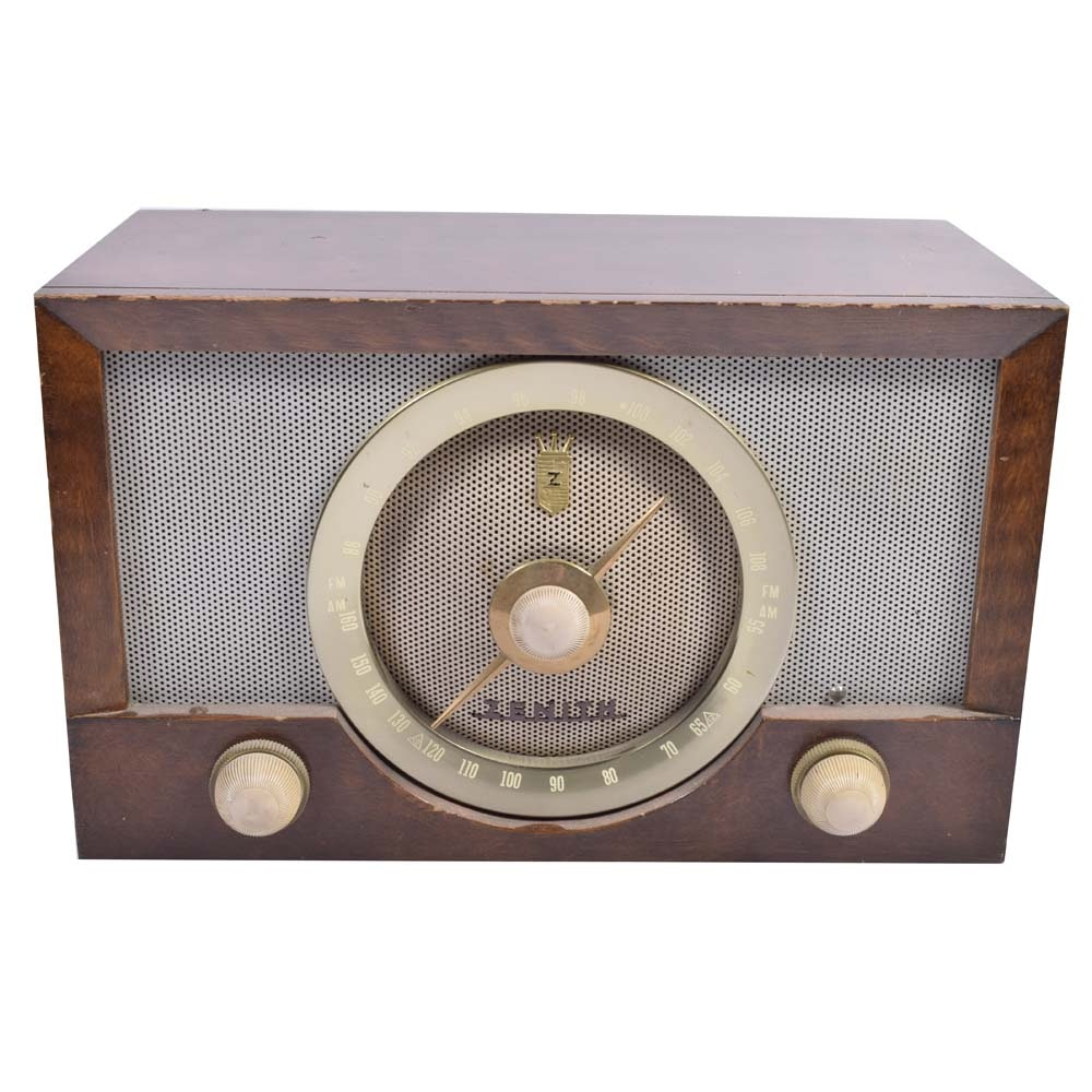 Circa 1955 Zenith Super Symphonaire Radio