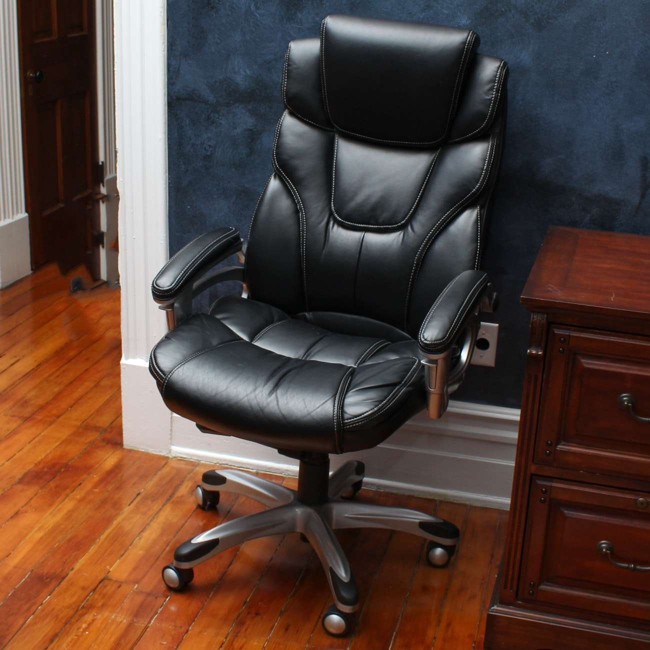 Baird Leather Executive Chair