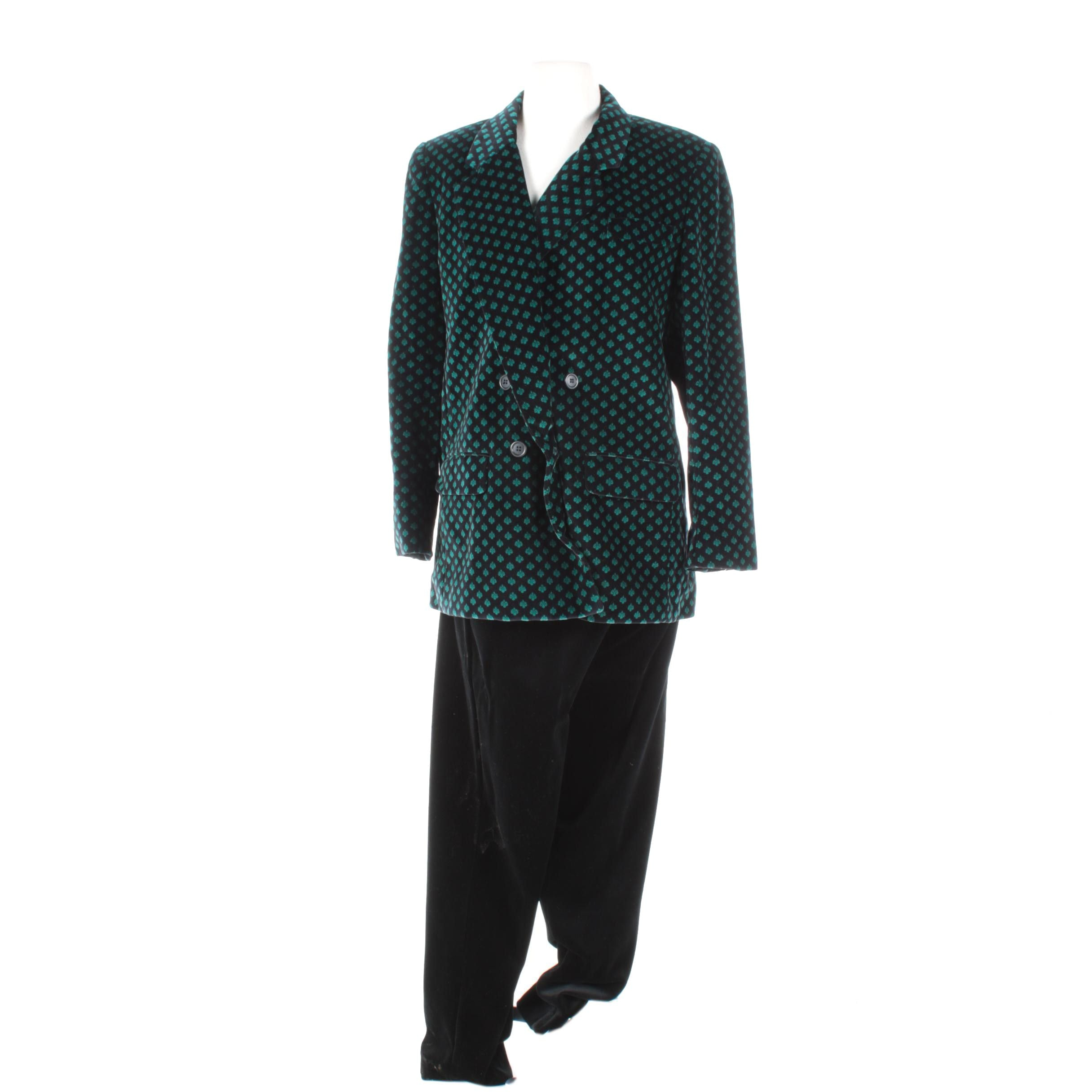Women's Evan Picone Suit Jacket and Pants