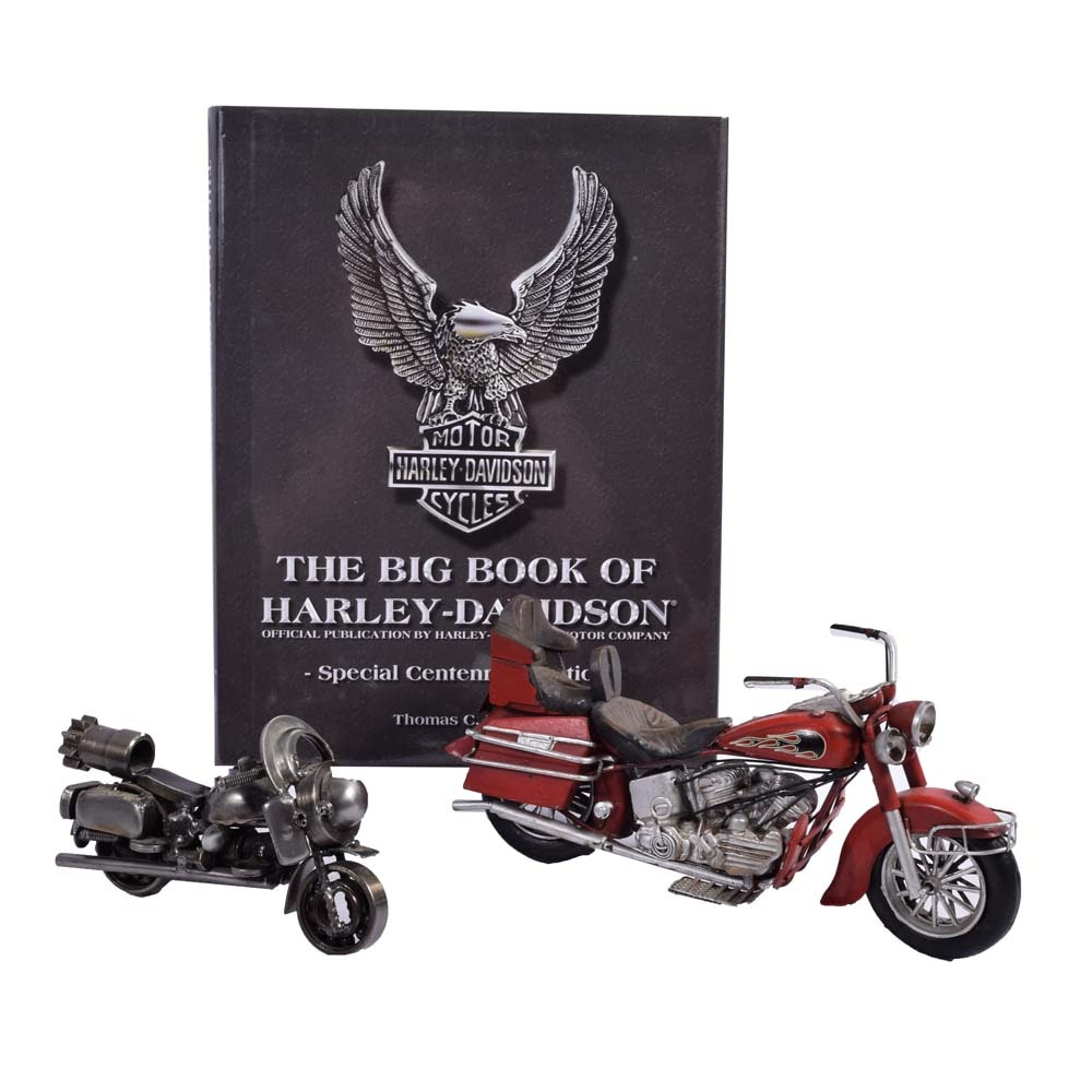 Motorcycle Themed Decor