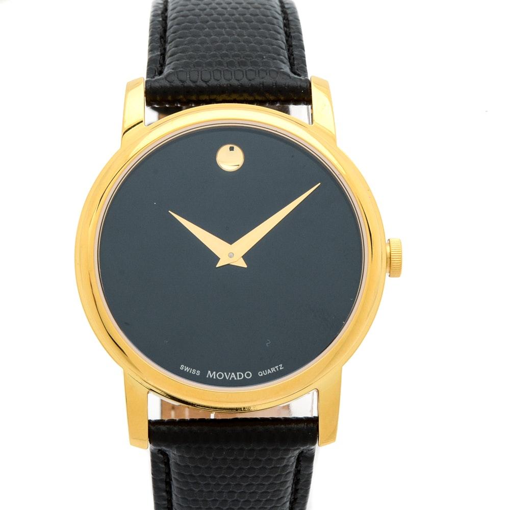 Movado Museum Classic Wristwatch