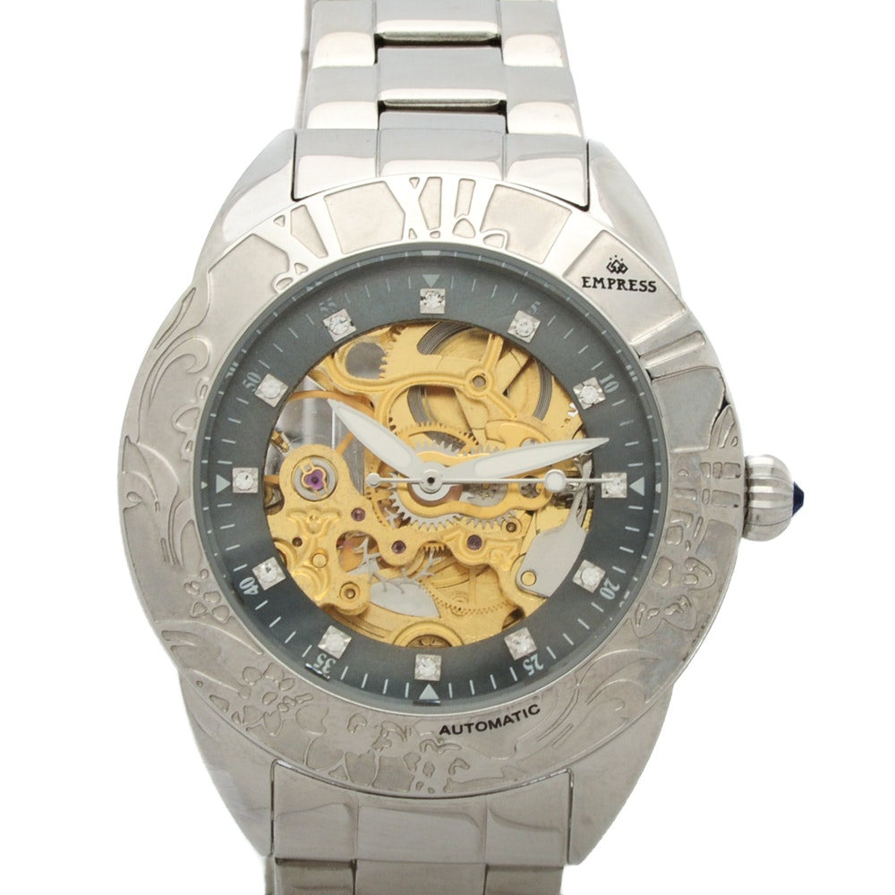 Empress Automatic Godiva Collection Wristwatch