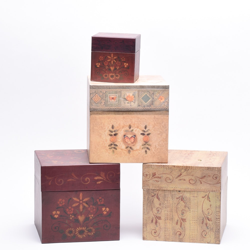 Bob's Boxes Collection
