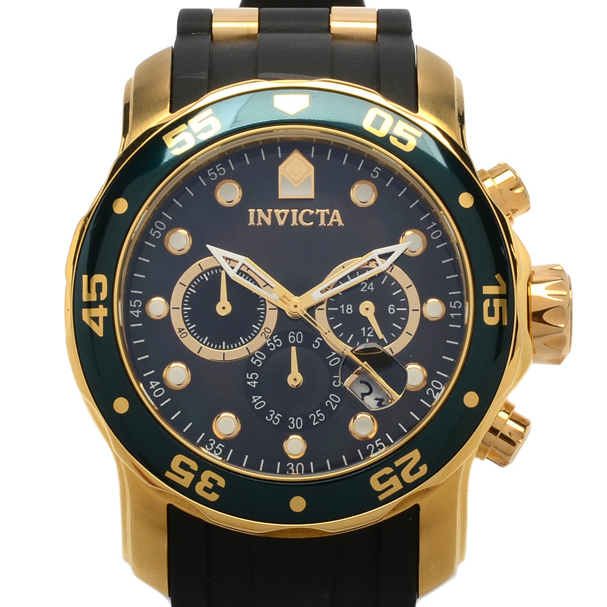 Invicta Pro Diver Chronograph Wristwatch