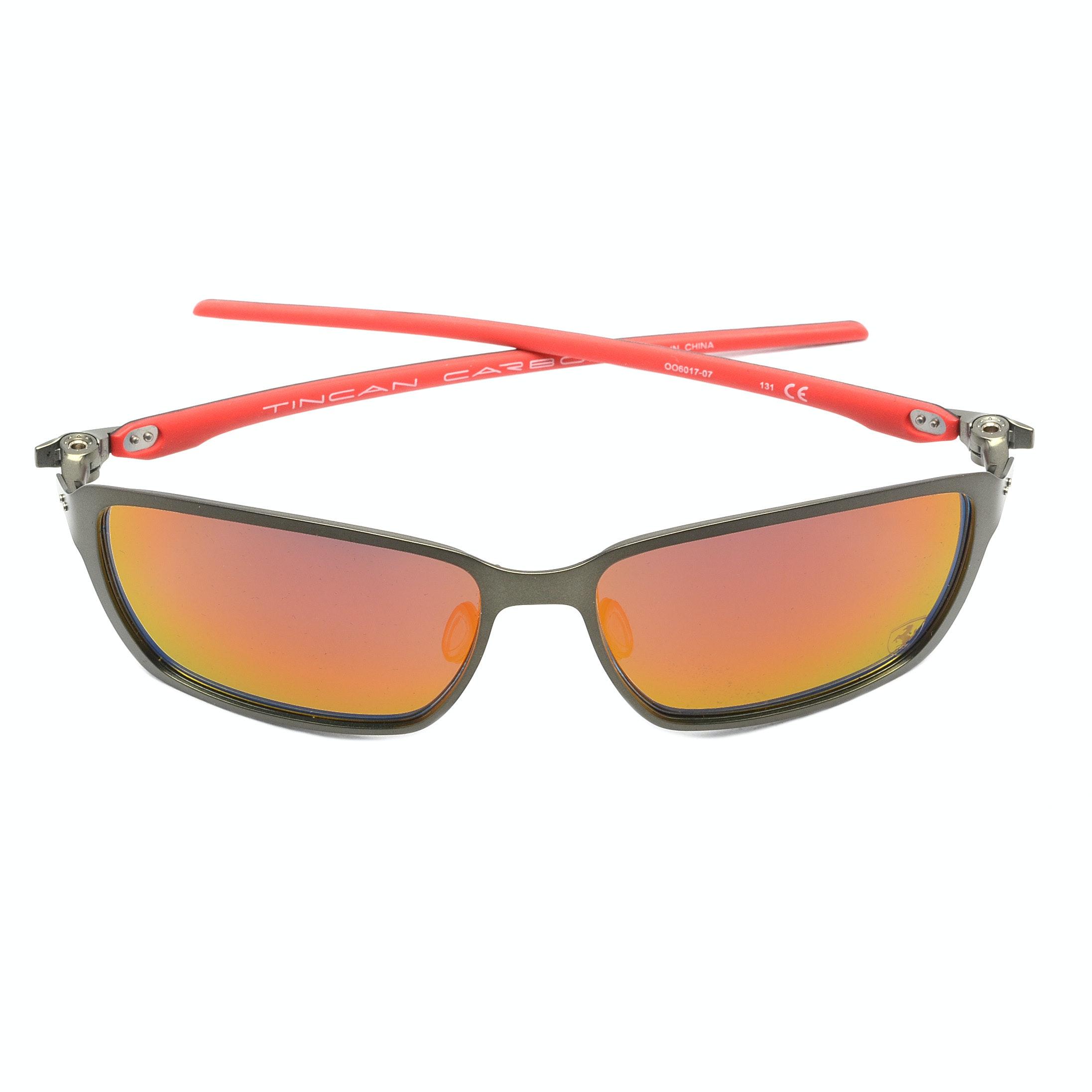 Oakley Tincan Carbon Scuderia Ferrari Collection Sunglasses