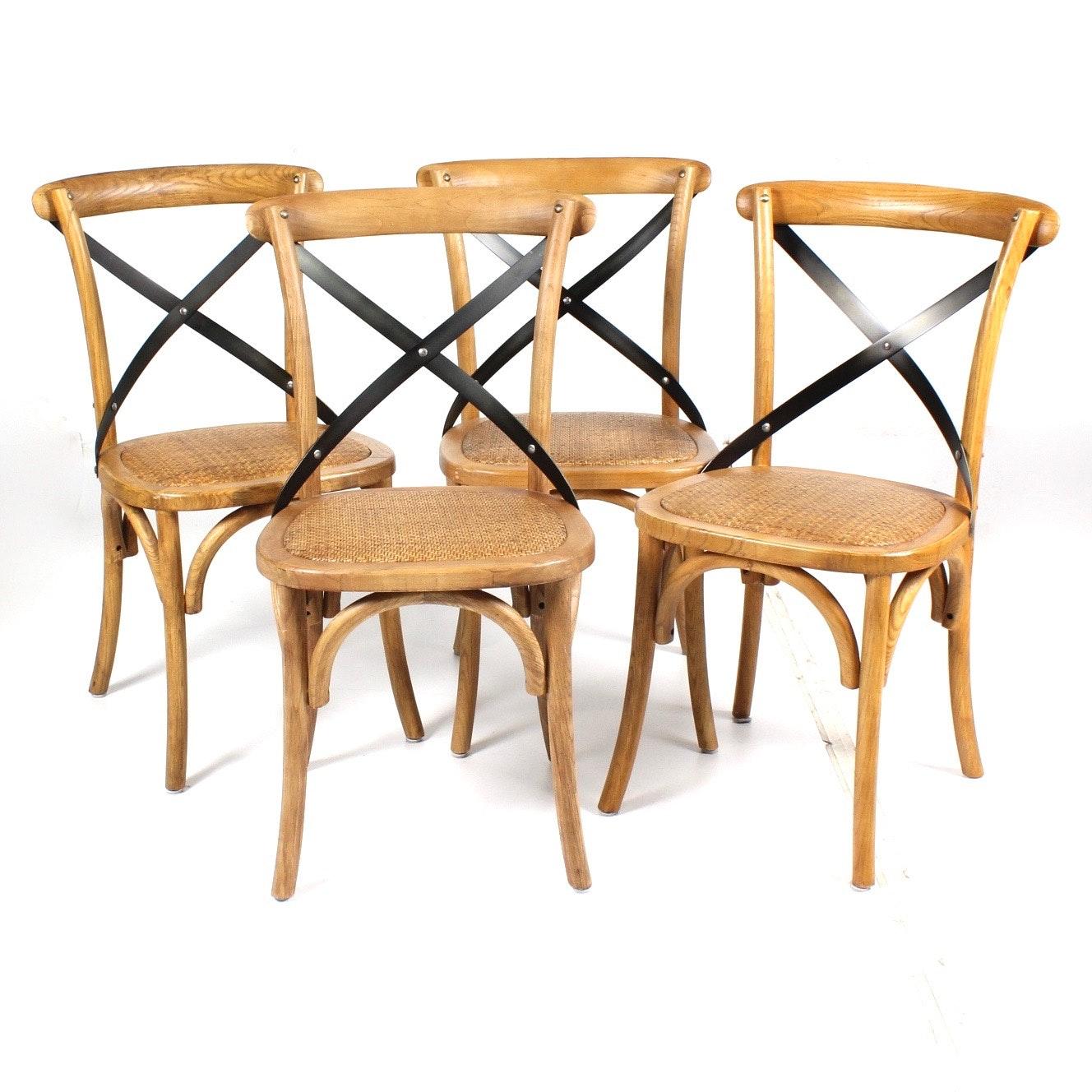 "Arhaus ""Cadence"" Dining Chairs"
