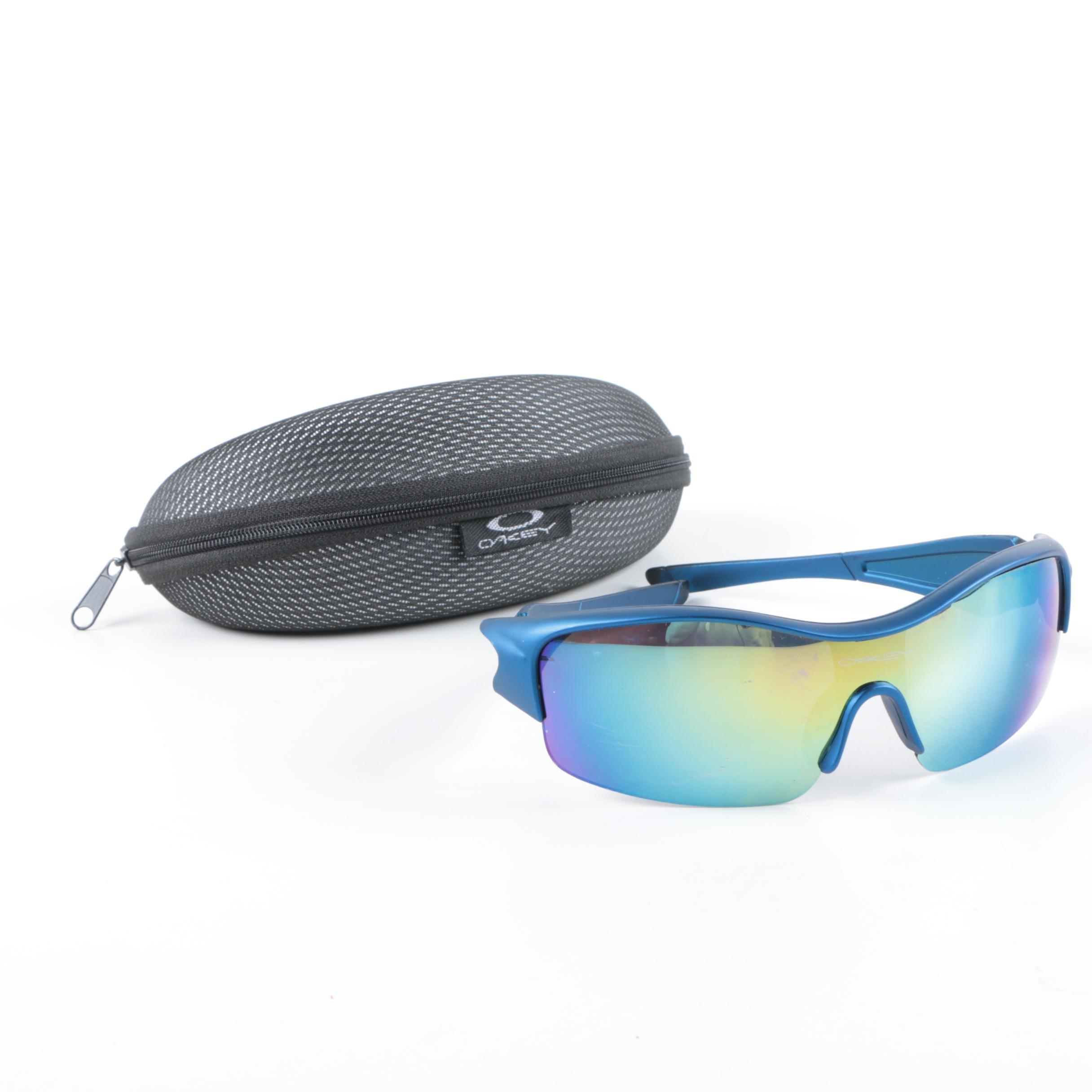 Oakley Sunglasses and Case