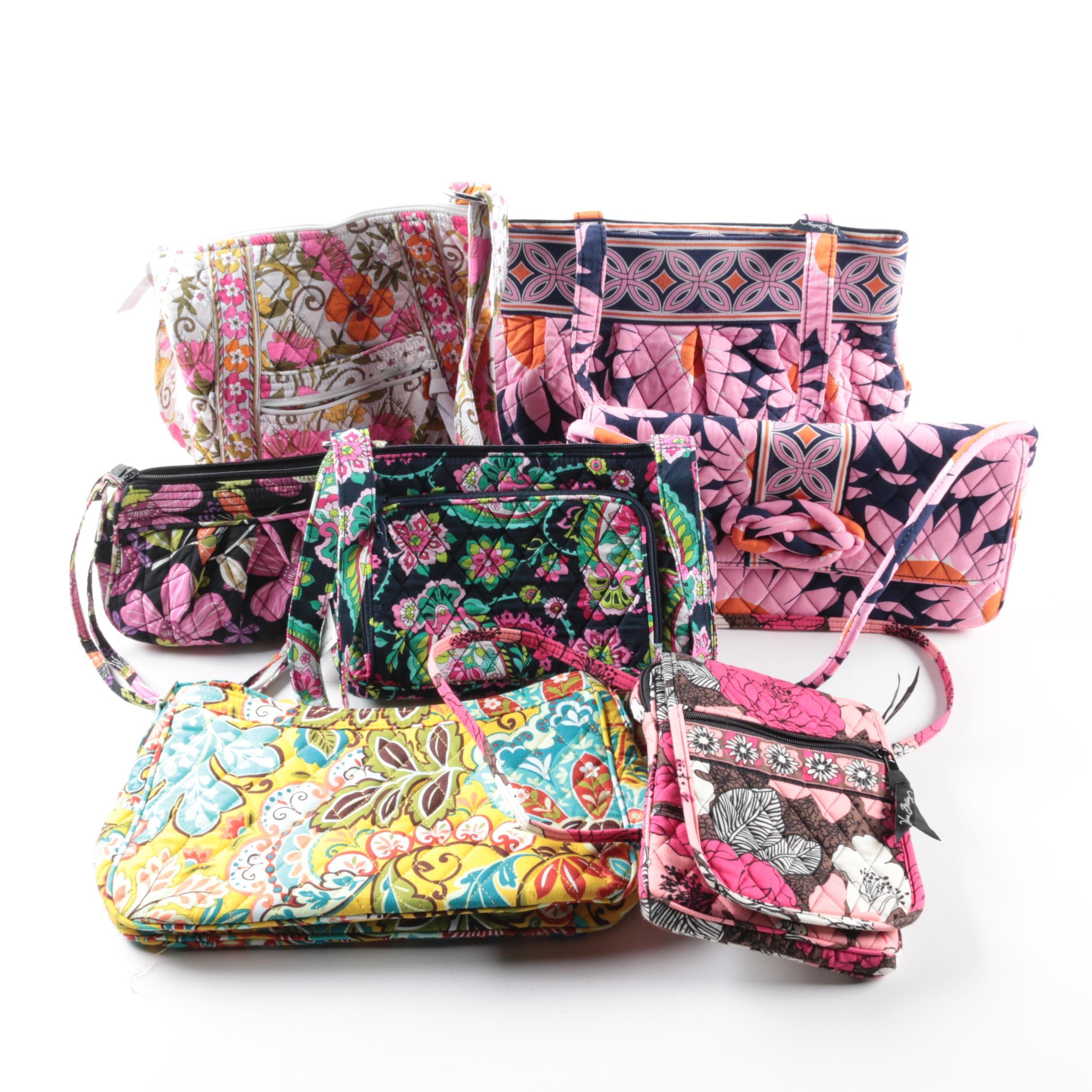 Vera Bradley Quilted Handbags