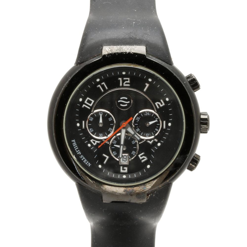 Philip Stein Chronograph Wristwatch
