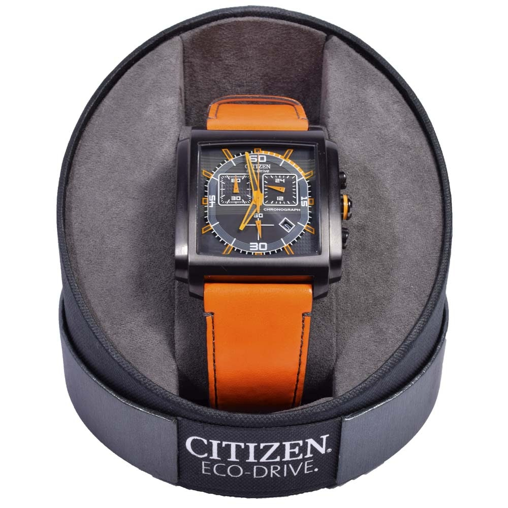 Citizen Eco-Drive Chronograph Wristwatch