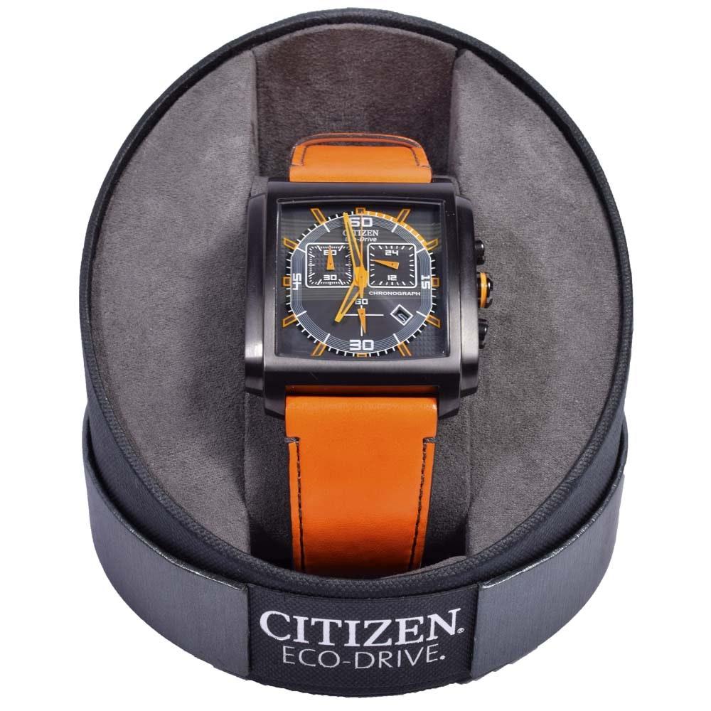 Citizen Eco-Drive Chronograph Wristwatch