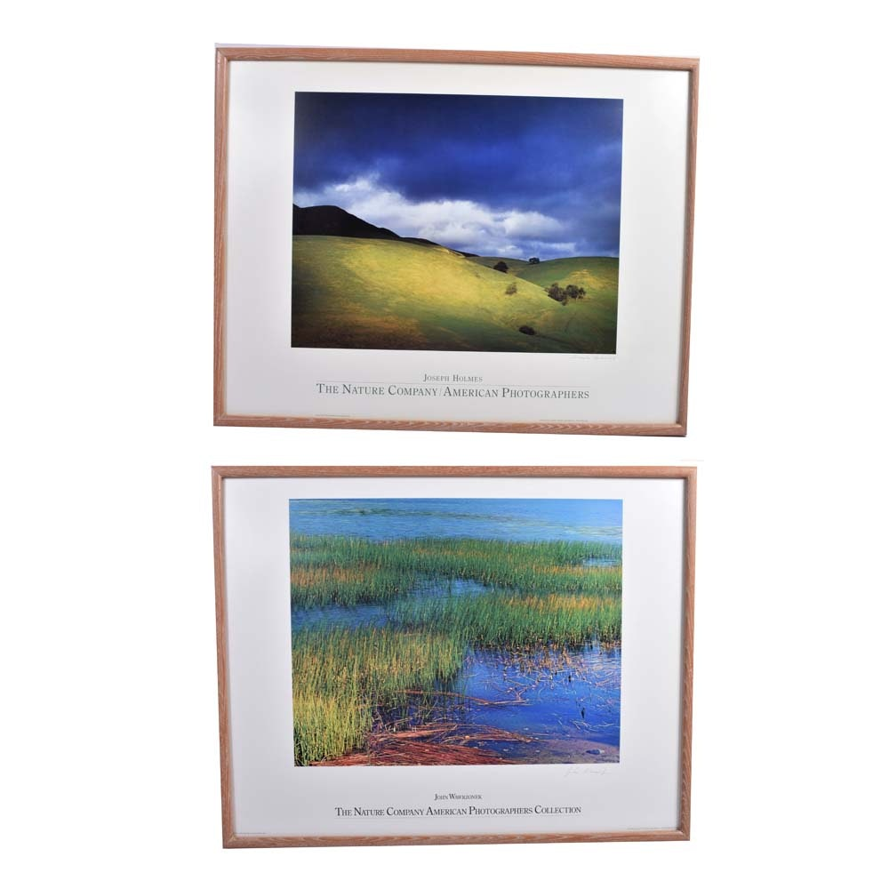 The Nature Company/American Photographers Offset Lithographs