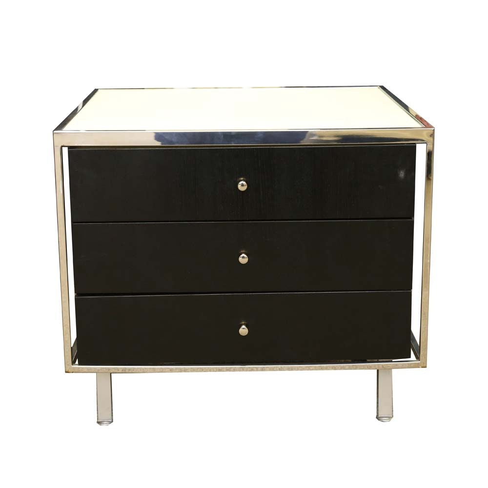 """Mitchell Gold + Bob Williams Contemporary """"Manning"""" Side Table"""