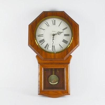 Tempo Quartz Regular Style Wall Clock