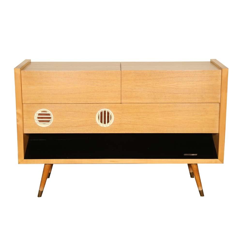 "Circa 1956-57 Grundig Majestic ""Musikschrank"" Stereo Console"