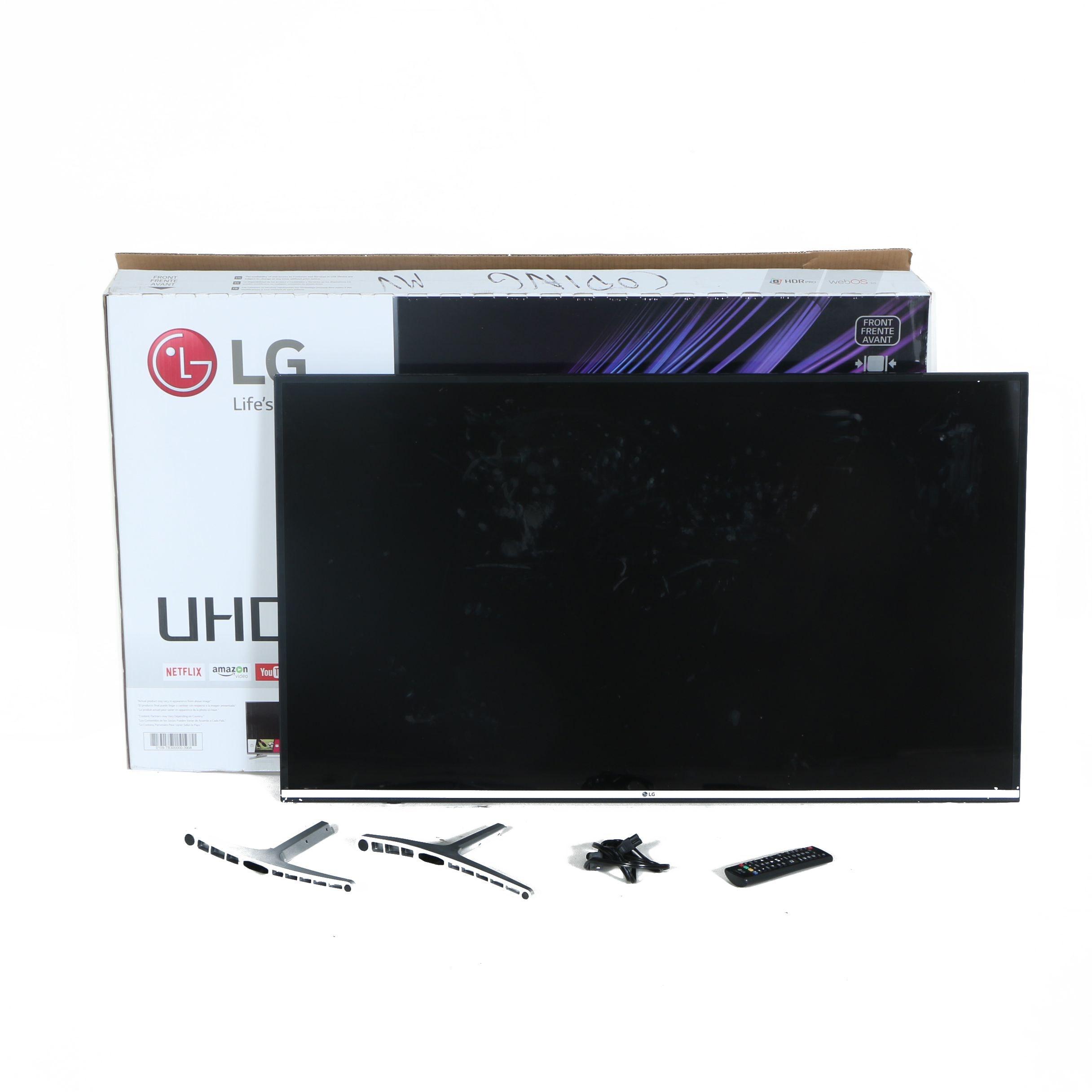 """LG 50"""" UHD Smart LED TV"""