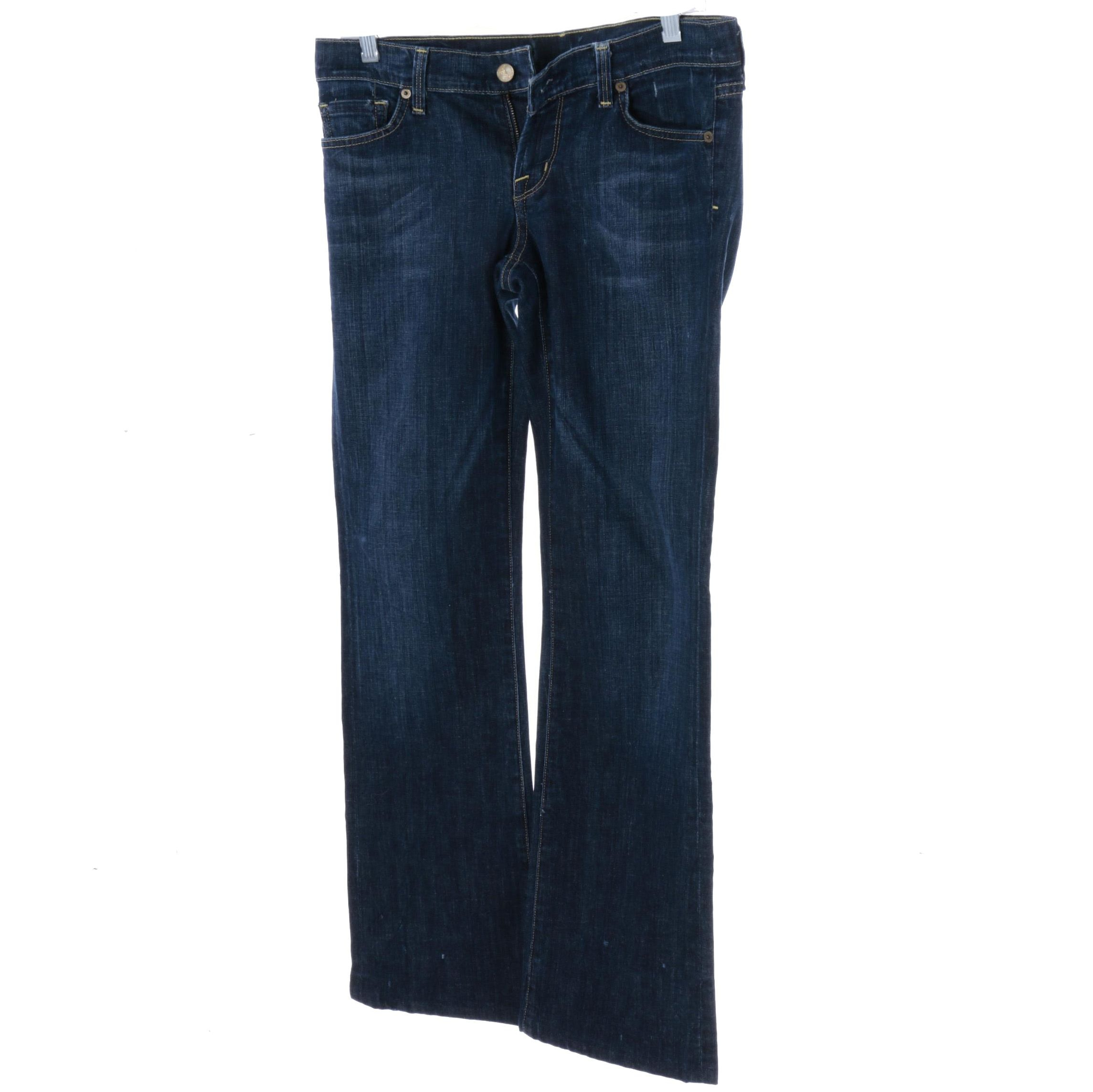 Women's Citizens of Humanity Kelly Stretch Low Waist Bootcut Jeans