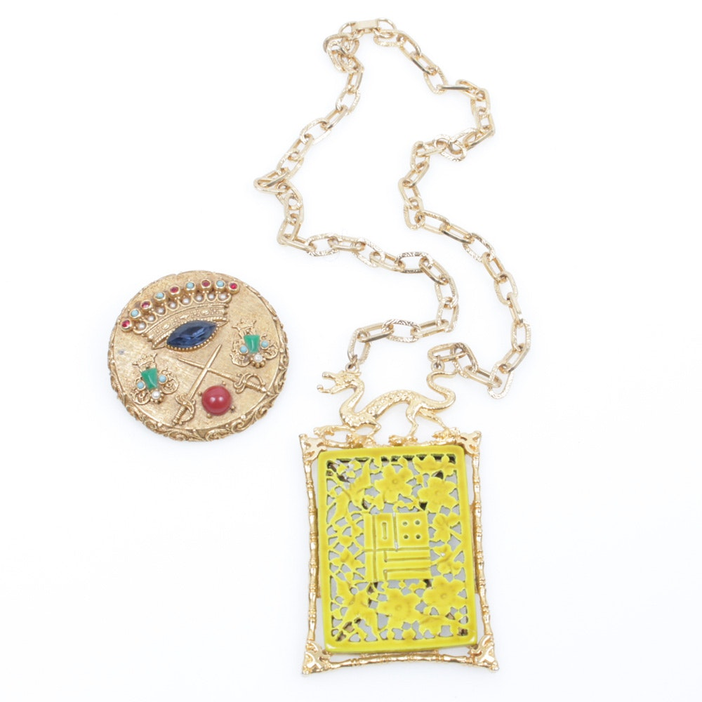 Vintage Jewelry Pieces by ART