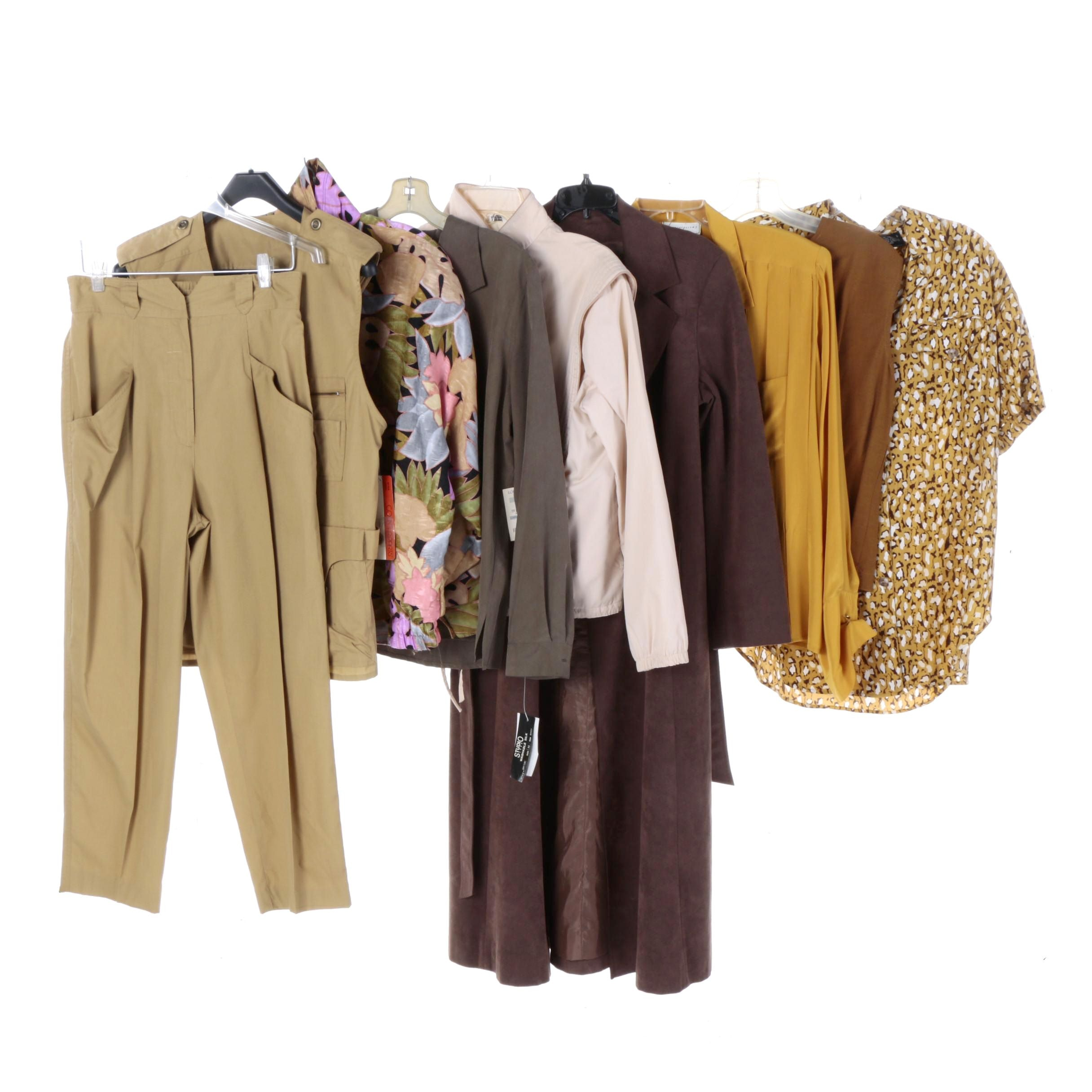 Women's Contemporary and Vintage Clothing Including Max Studio