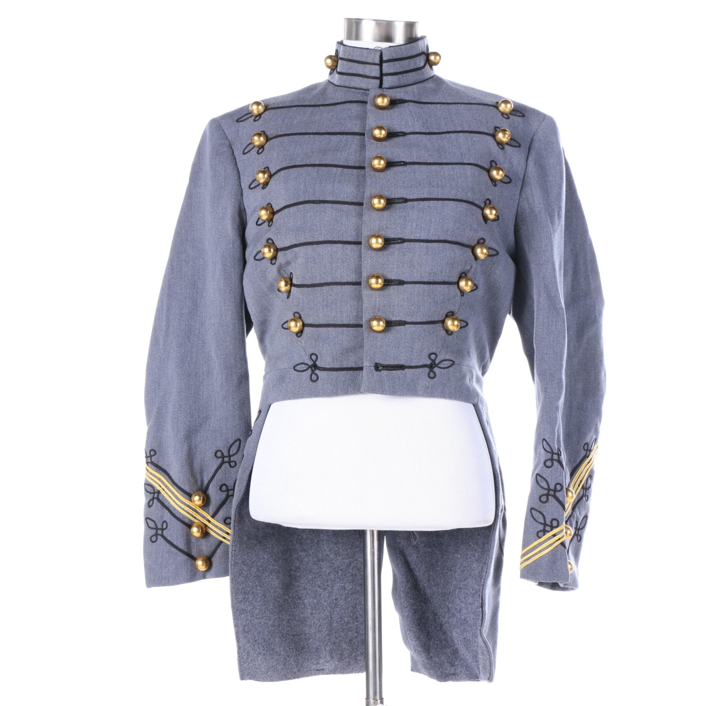 Vintage USMA West Point Cadet Uniform Frockcoat