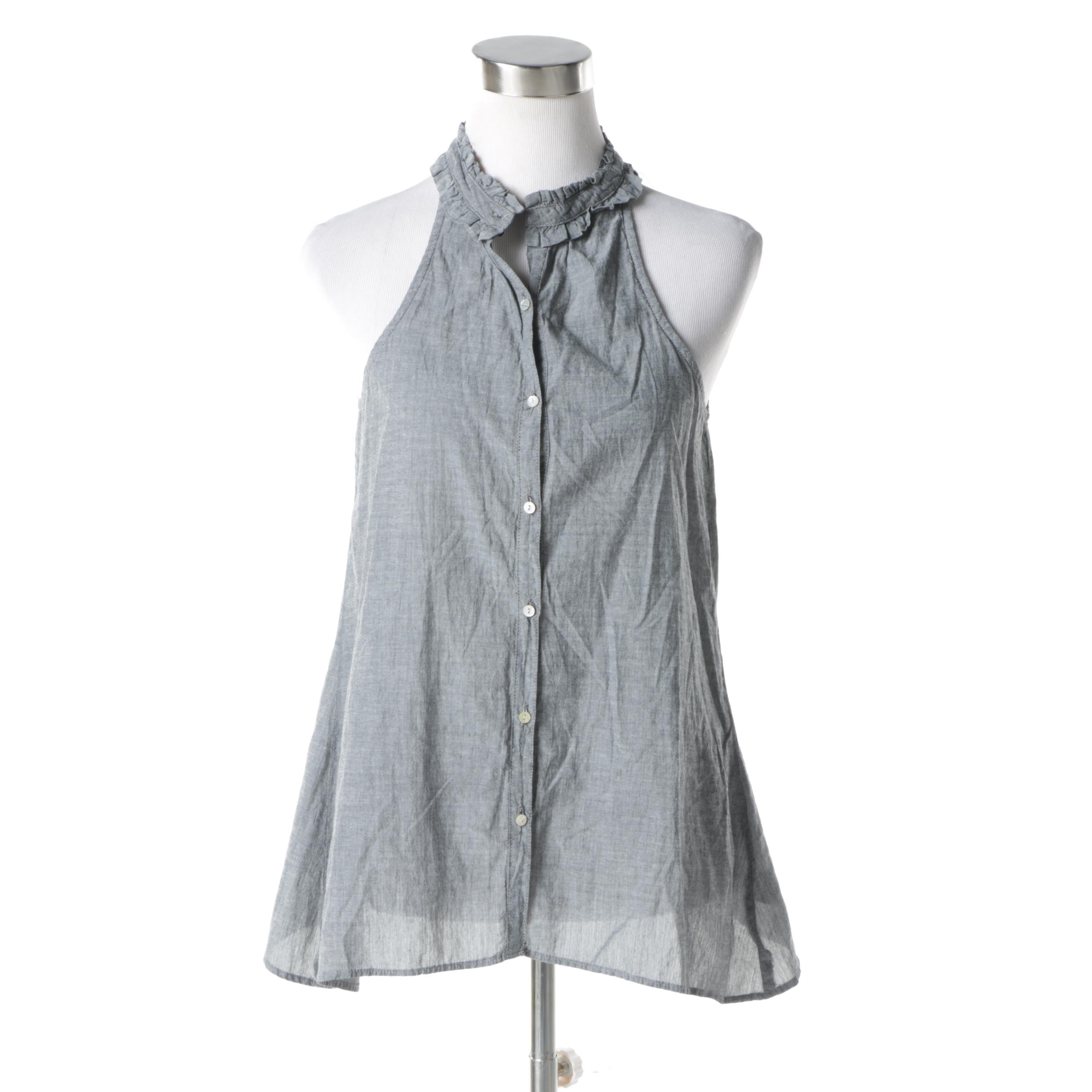 Women's Ella Moss Sleeveless Cotton Top
