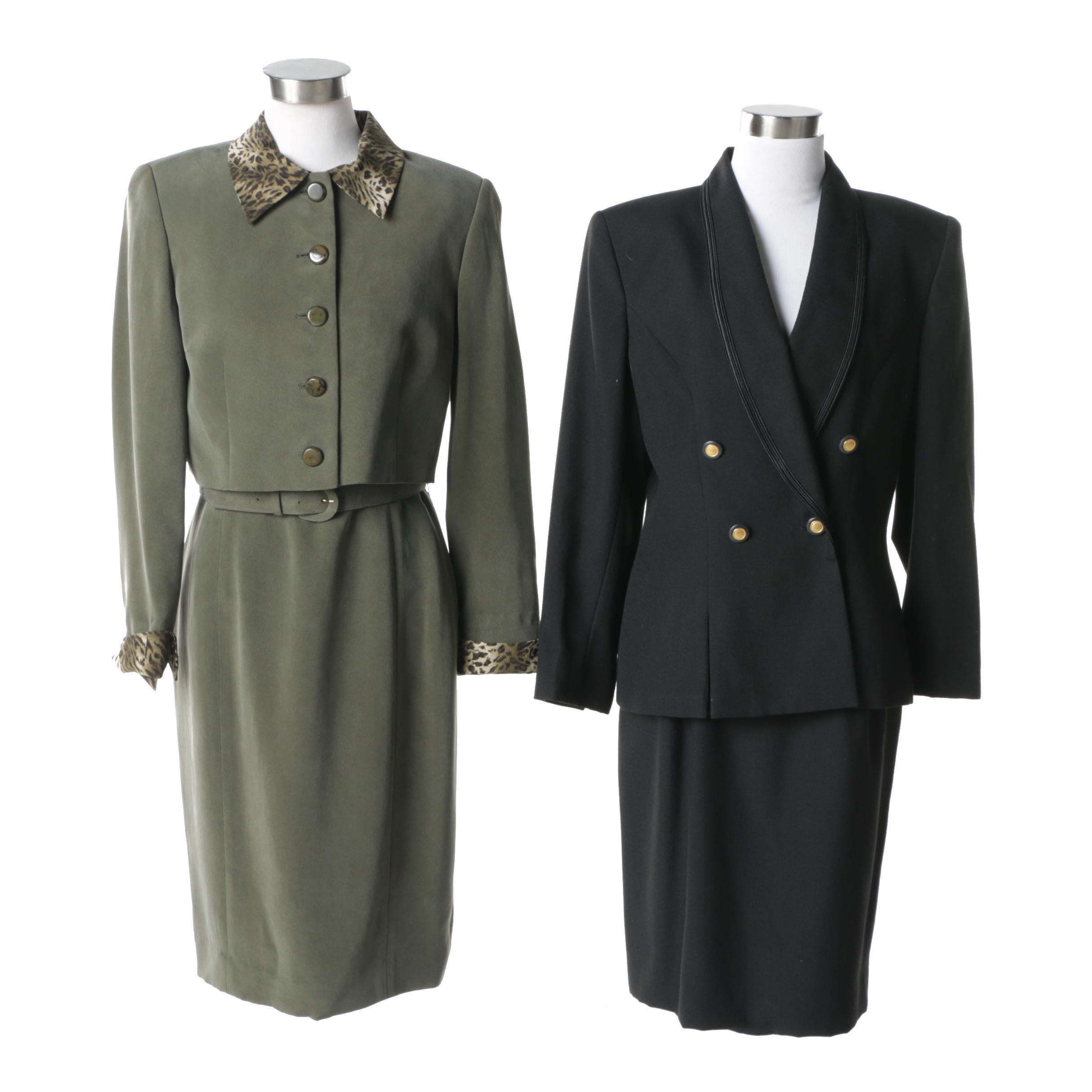 Women's Suits Including Dana Buchman