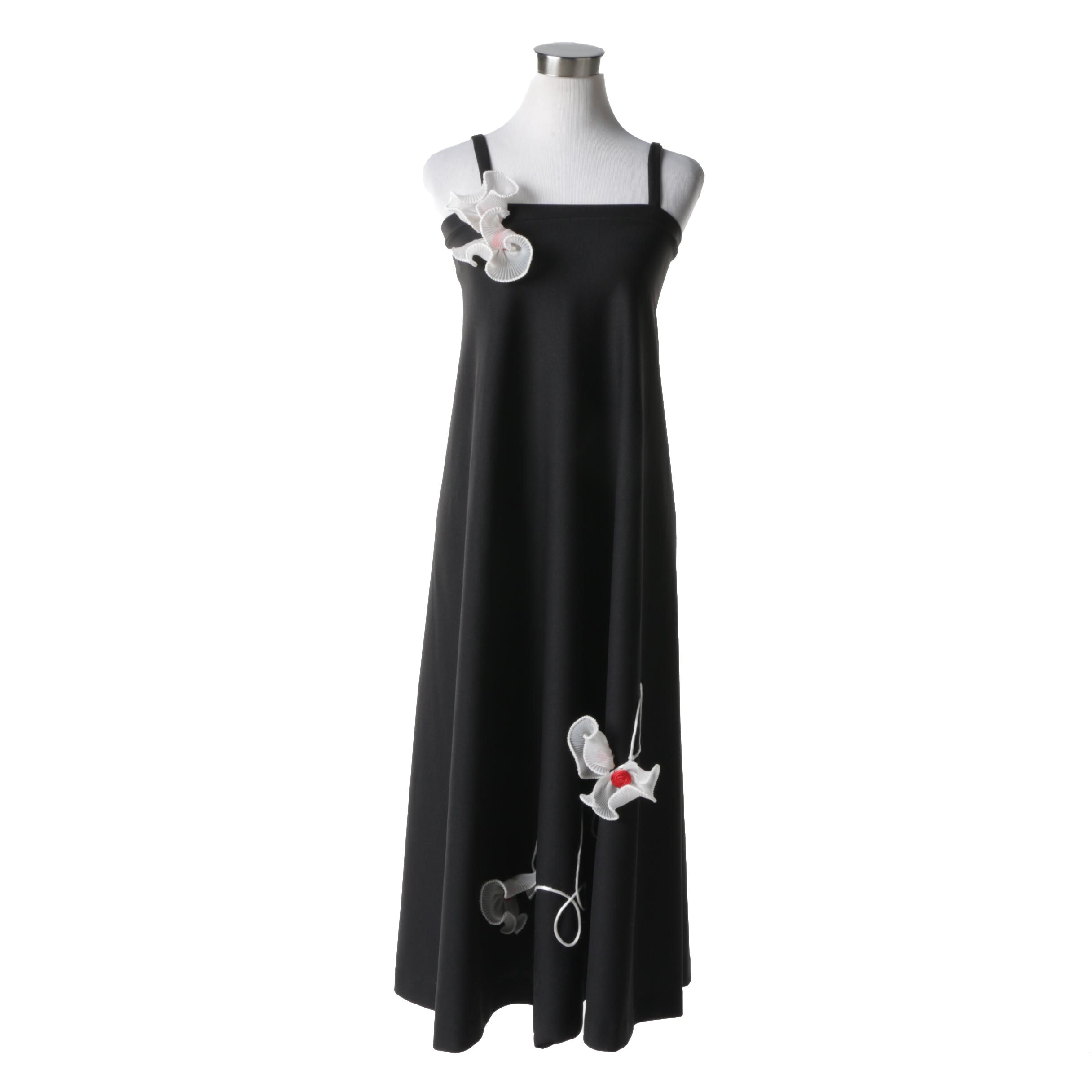 1970s Vintage Vera Neumann Swing Dress