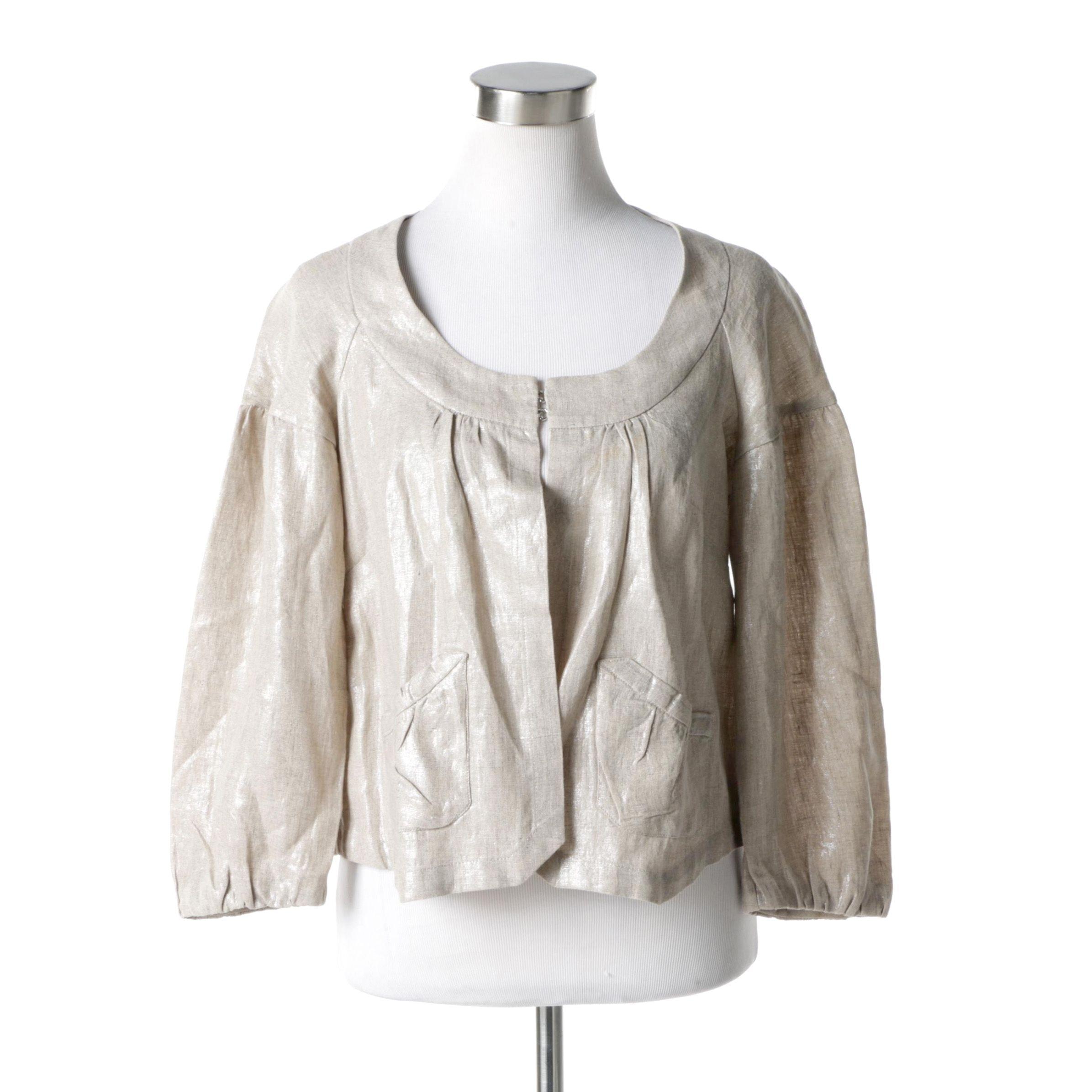 Women's Isabel Marant Linen Jacket