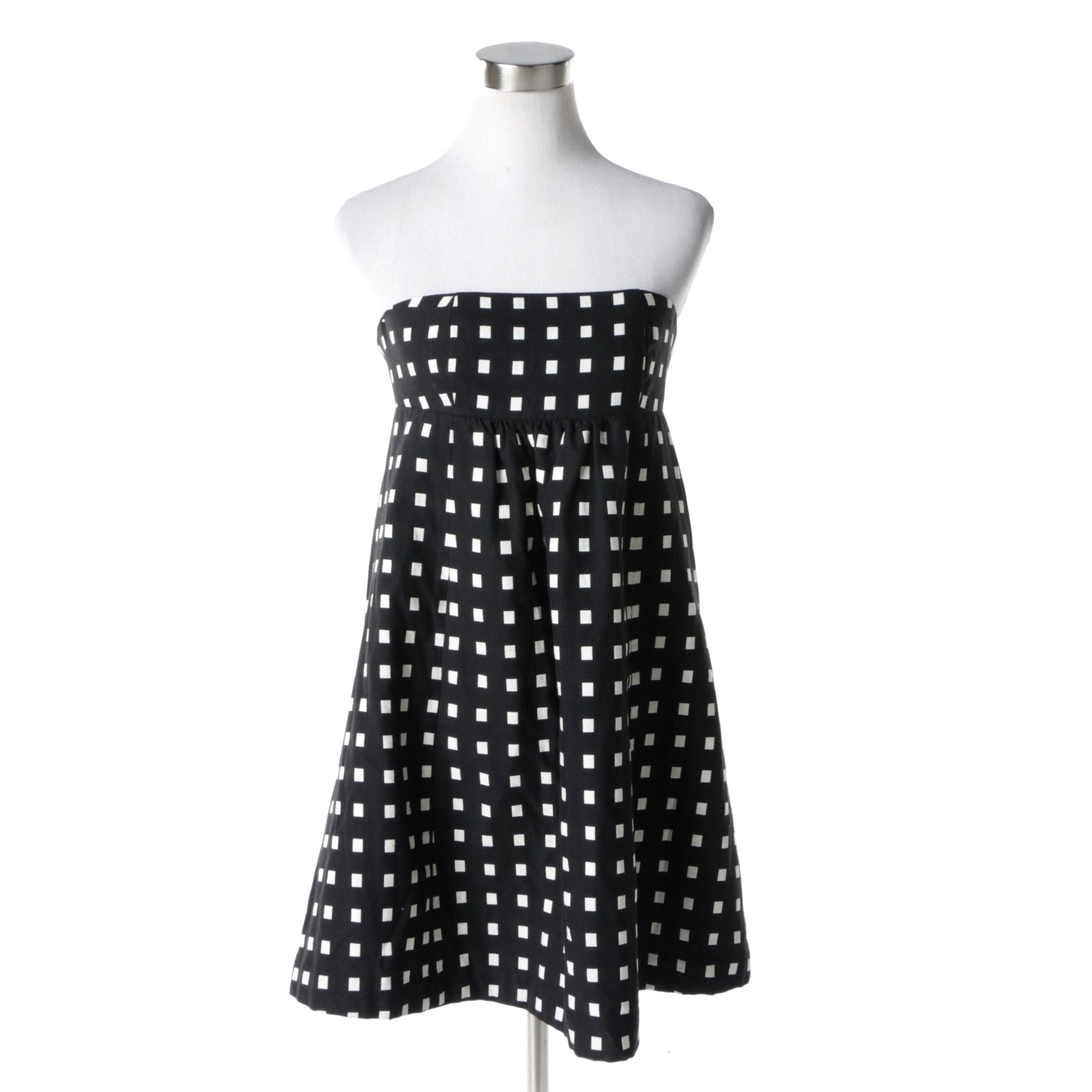 Tibi New York Strapless Dress