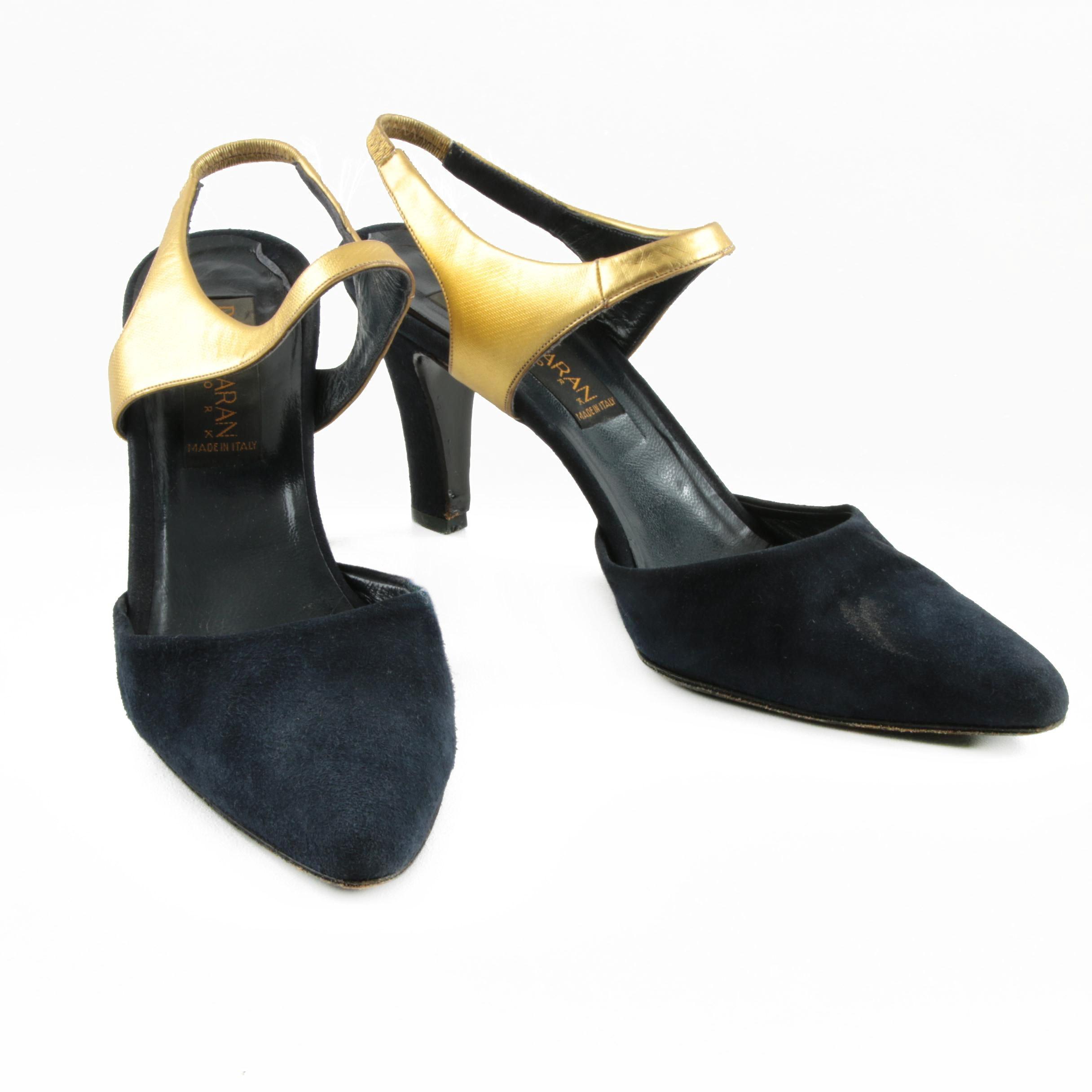 Vintage Donna Karan High Heel Pumps